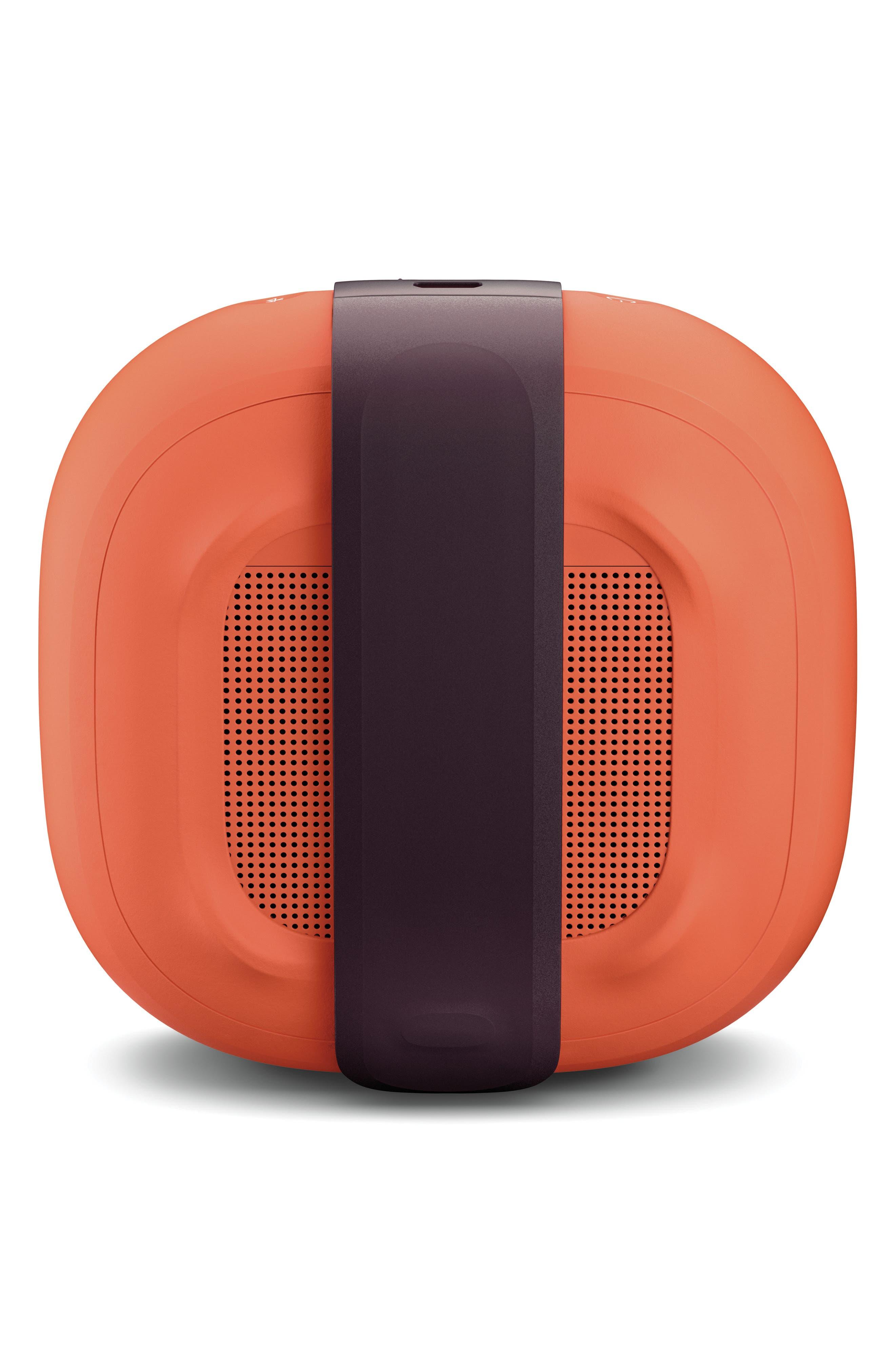 BOSE<SUP>®</SUP>, SoundLink<sup>®</sup> Micro Bluetooth<sup>®</sup> Speaker, Alternate thumbnail 2, color, ORANGE