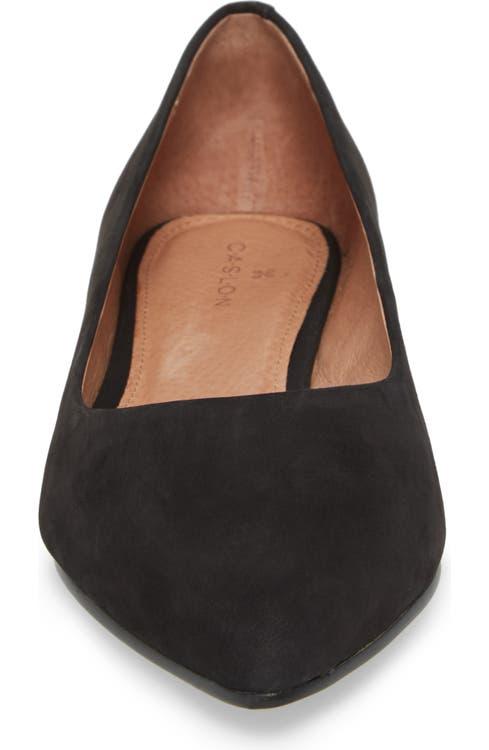 51f461271f3 Caslon® Luna Pointy Toe Flat (Women)