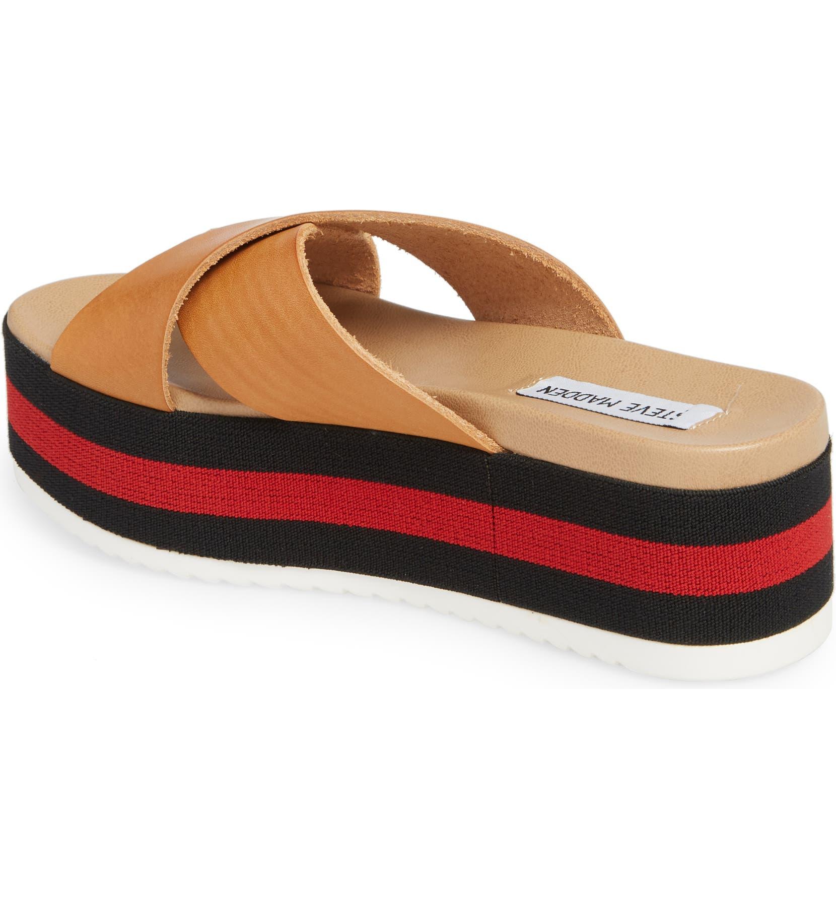 375f91c4323 Steve Madden Asher Slide Sandal (Women)
