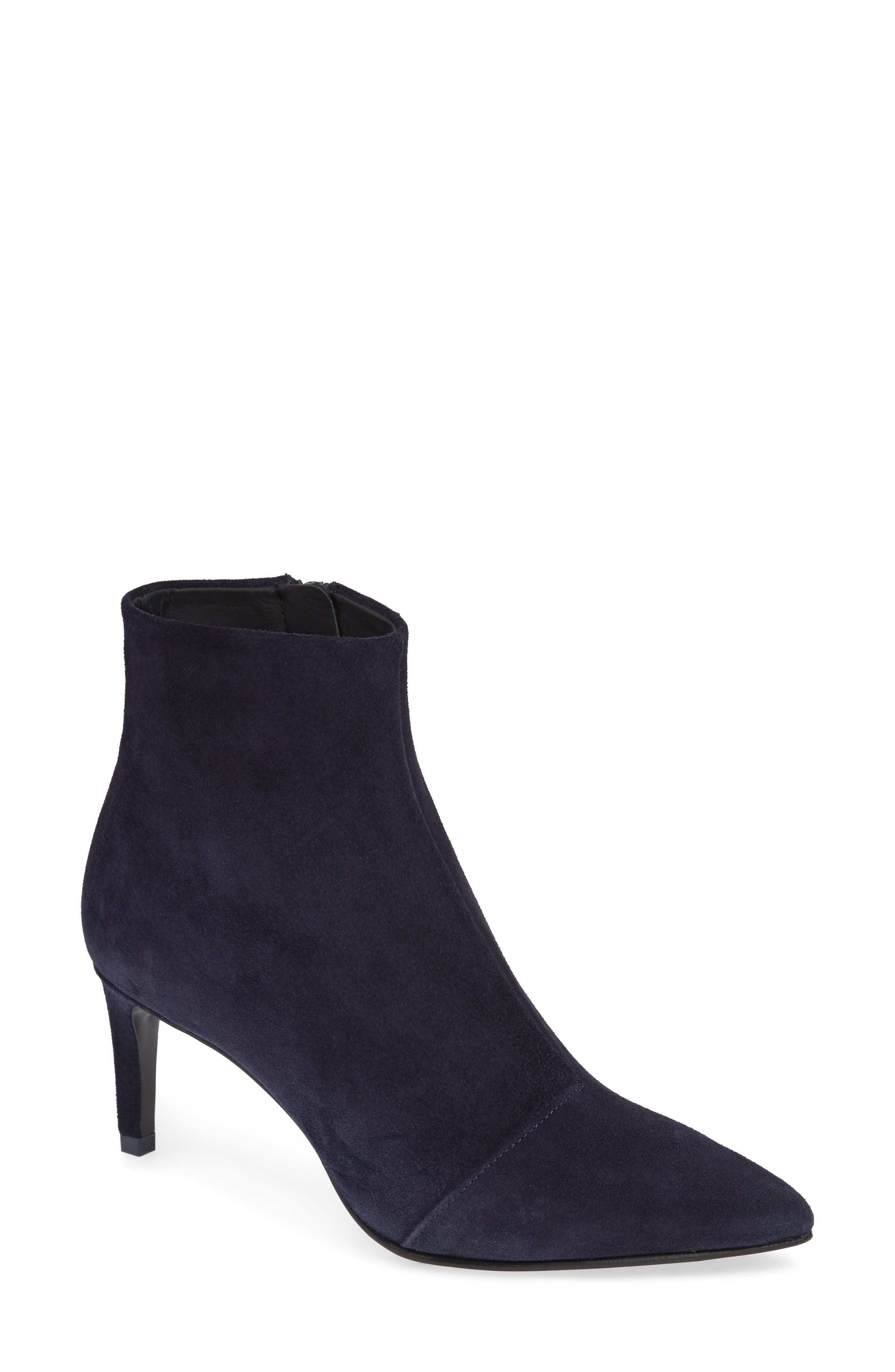 Rag & Bone Beha Pointy Toe Bootie - Blue