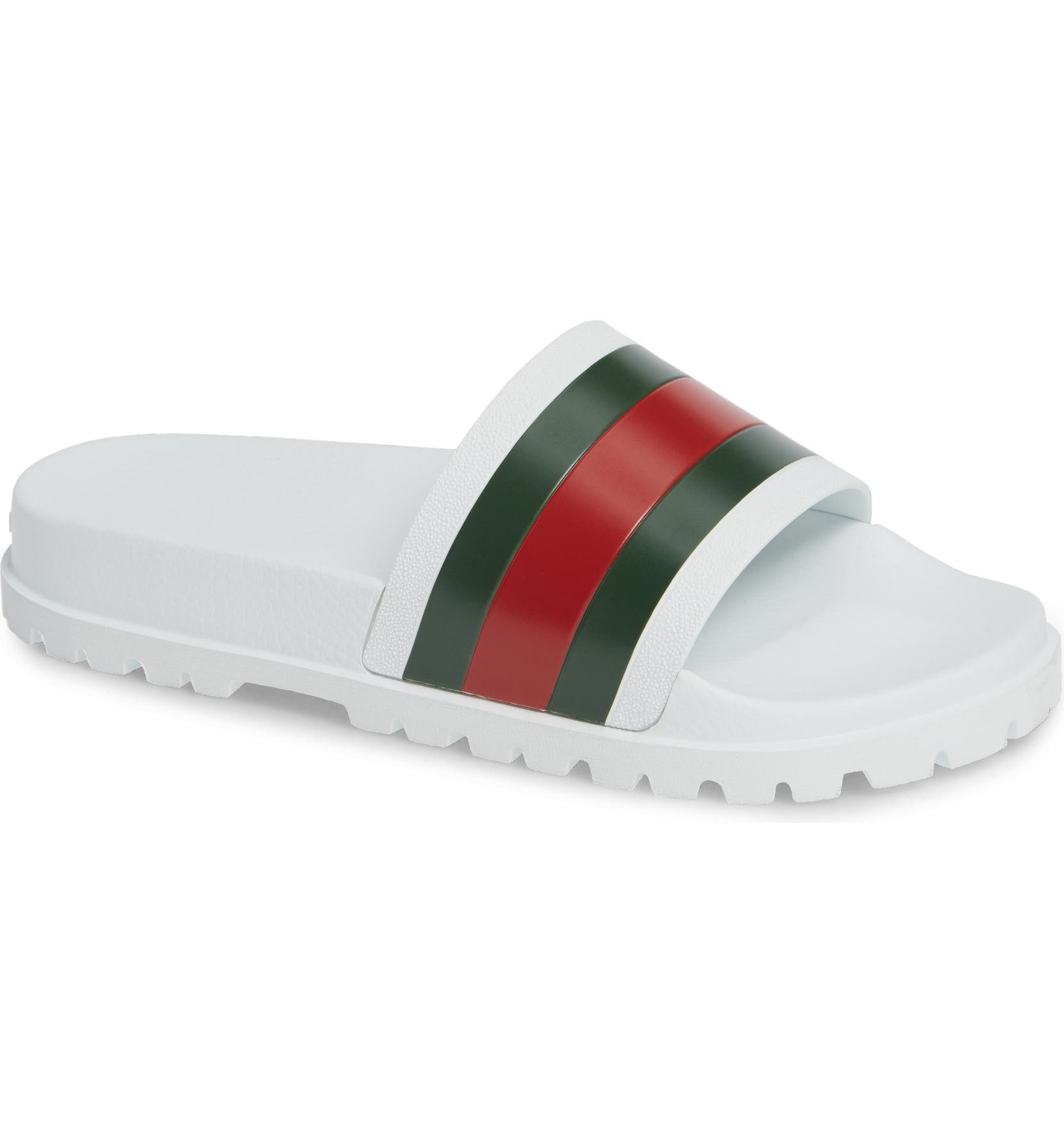 fe5b28ded32b Gucci  Pursuit Treck  Slide Sandal (Men)