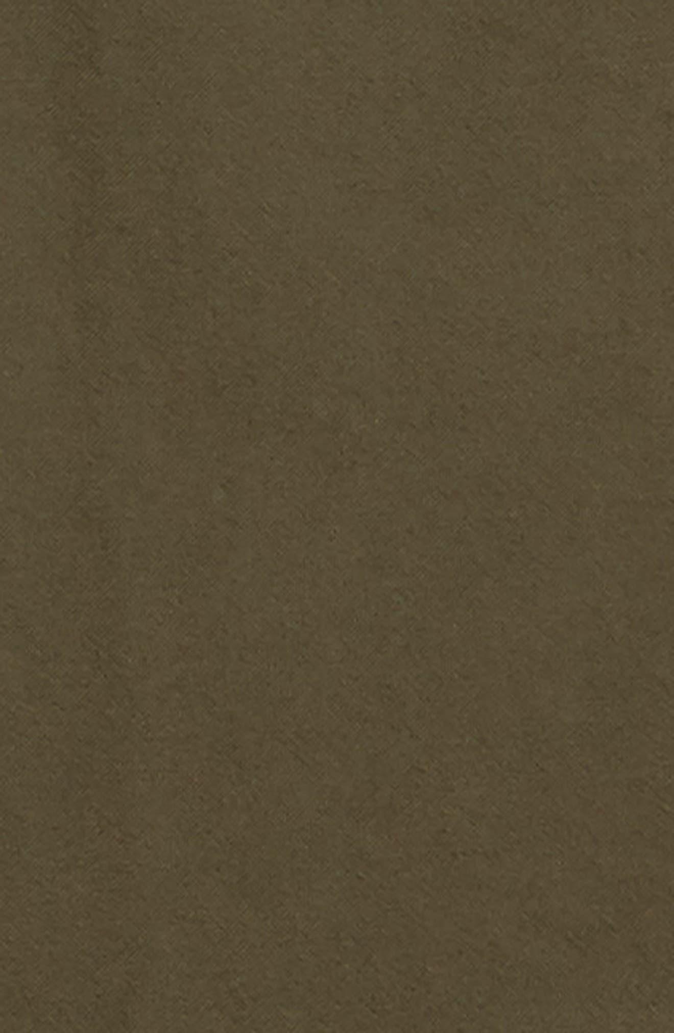 AG, Pioneer Tri-Pocket Long Sleeve Slim Fit Sport Shirt, Alternate thumbnail 6, color, SULFUR OAK GROVE