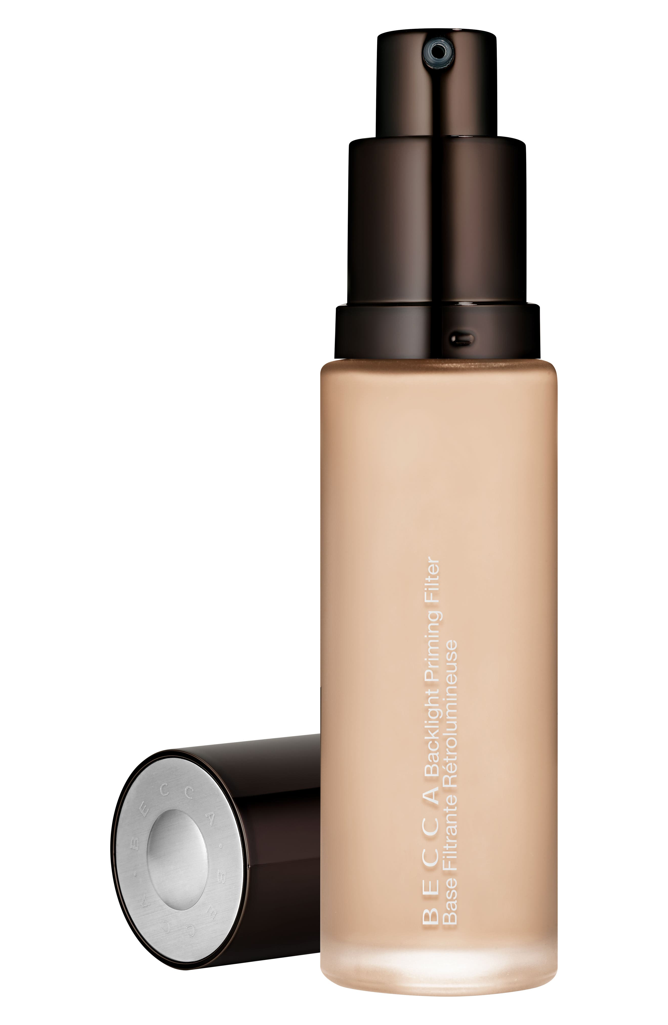 BECCA COSMETICS, BECCA Backlight Priming Filter Face Primer, Main thumbnail 1, color, NO COLOR