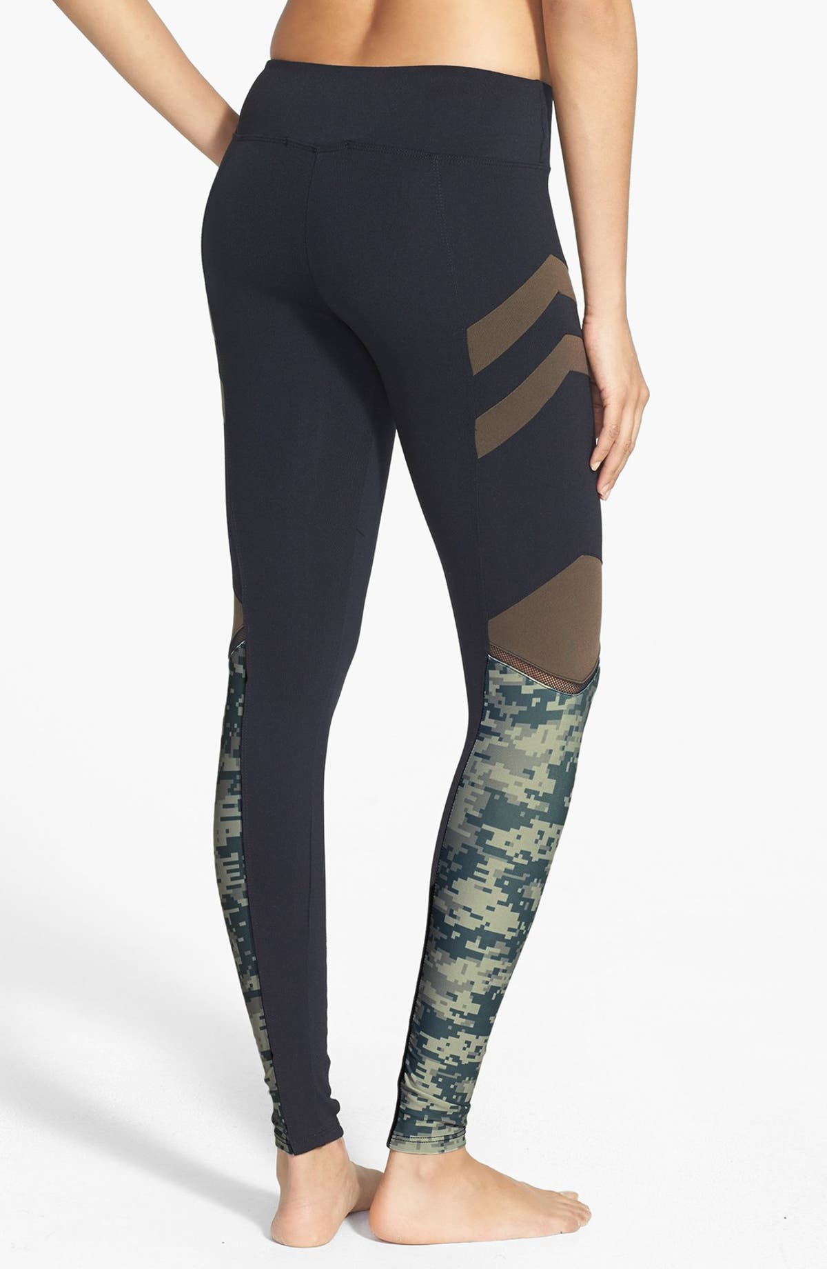 8541952a31 Solow 'Digital Camo' Print Leggings (Online Only) | Nordstrom