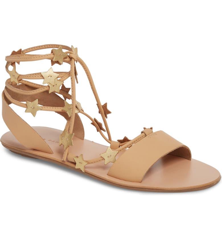 342067e38b14 Loeffler Randall Starla Ankle Wrap Sandal (Women)