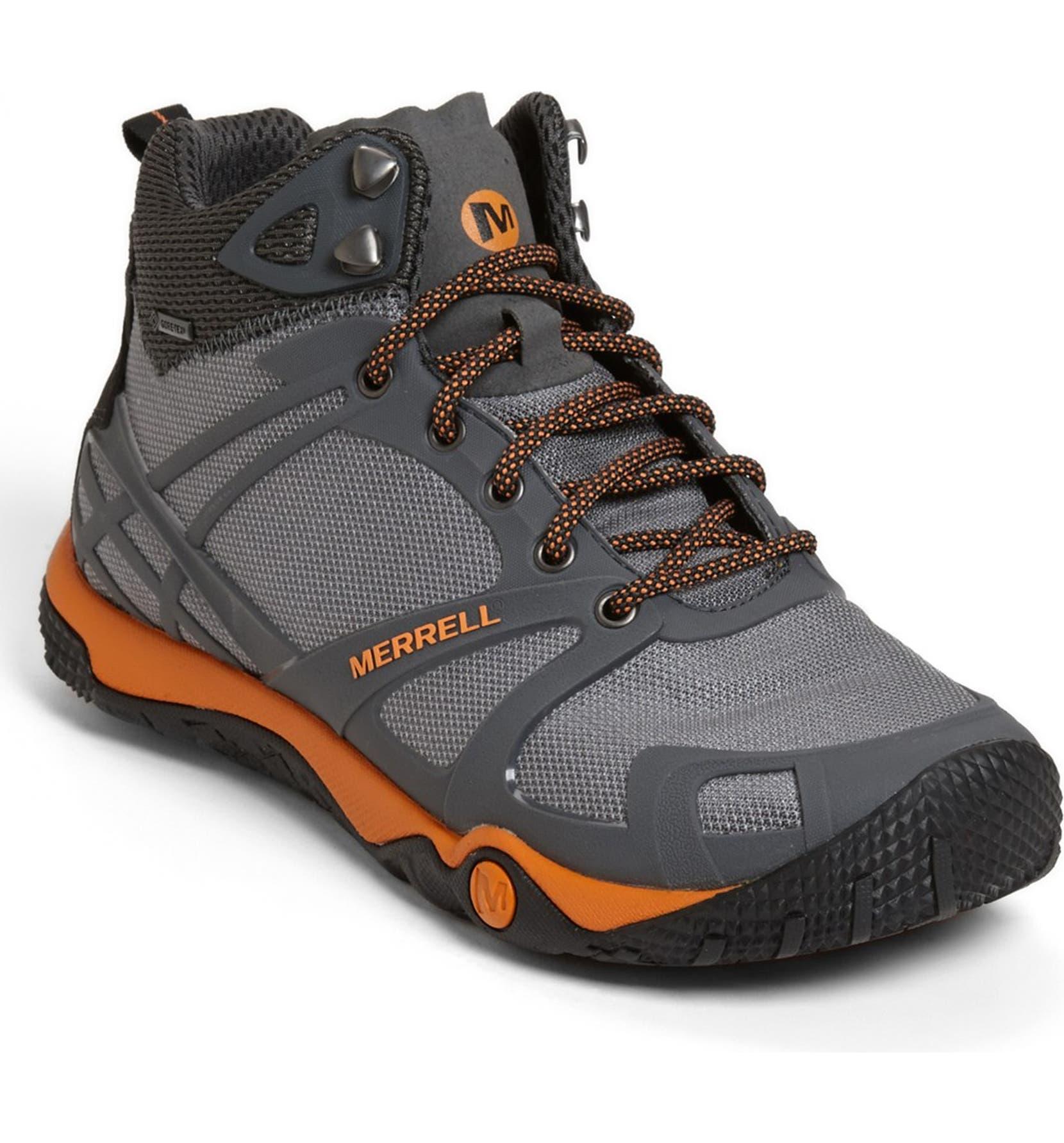 fc51c1f420dc Merrell  Proterra Mid Sport  Waterproof Hiking Boot (Men)