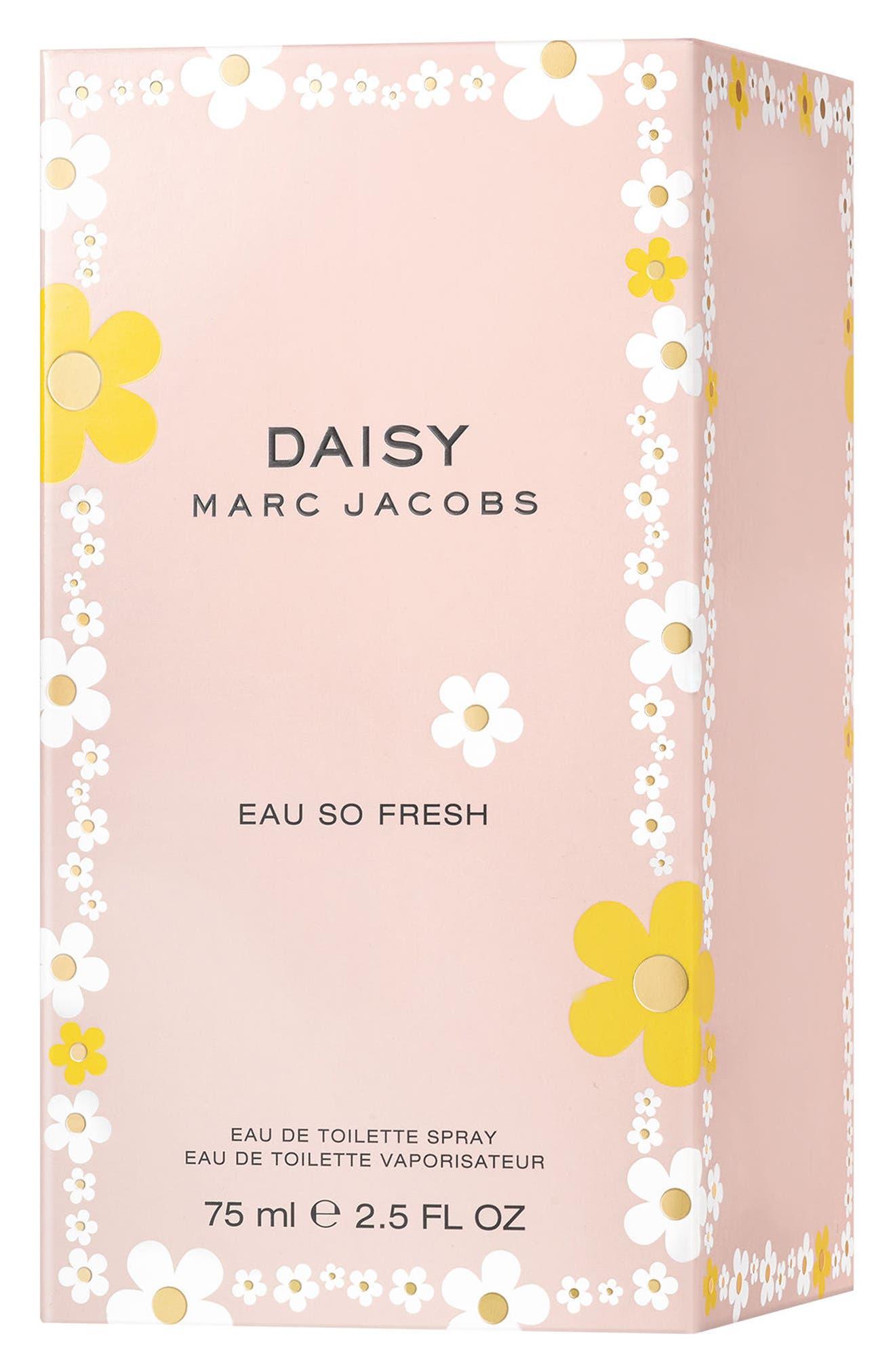 MARC JACOBS, Daisy Eau So Fresh Eau de Toilette, Alternate thumbnail 5, color, NO COLOR