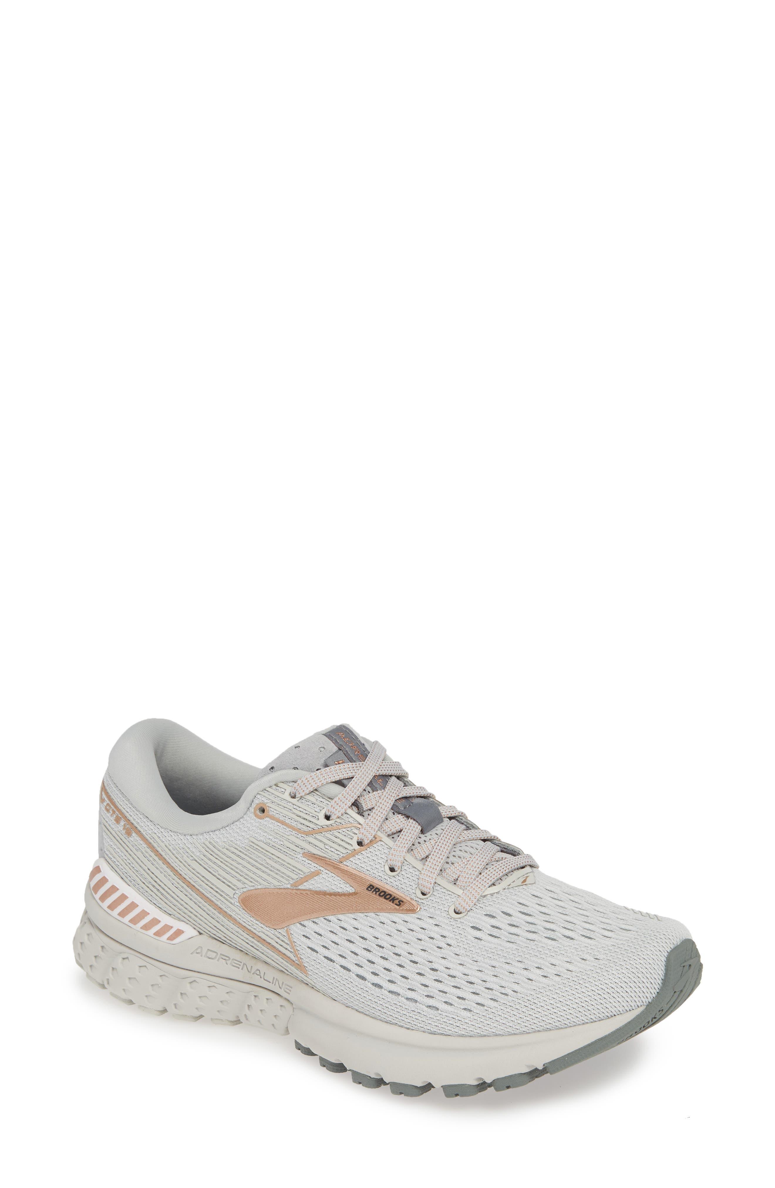 7f59ebbcccc Brooks Adrenaline Gts 19 Running Shoe B - Grey