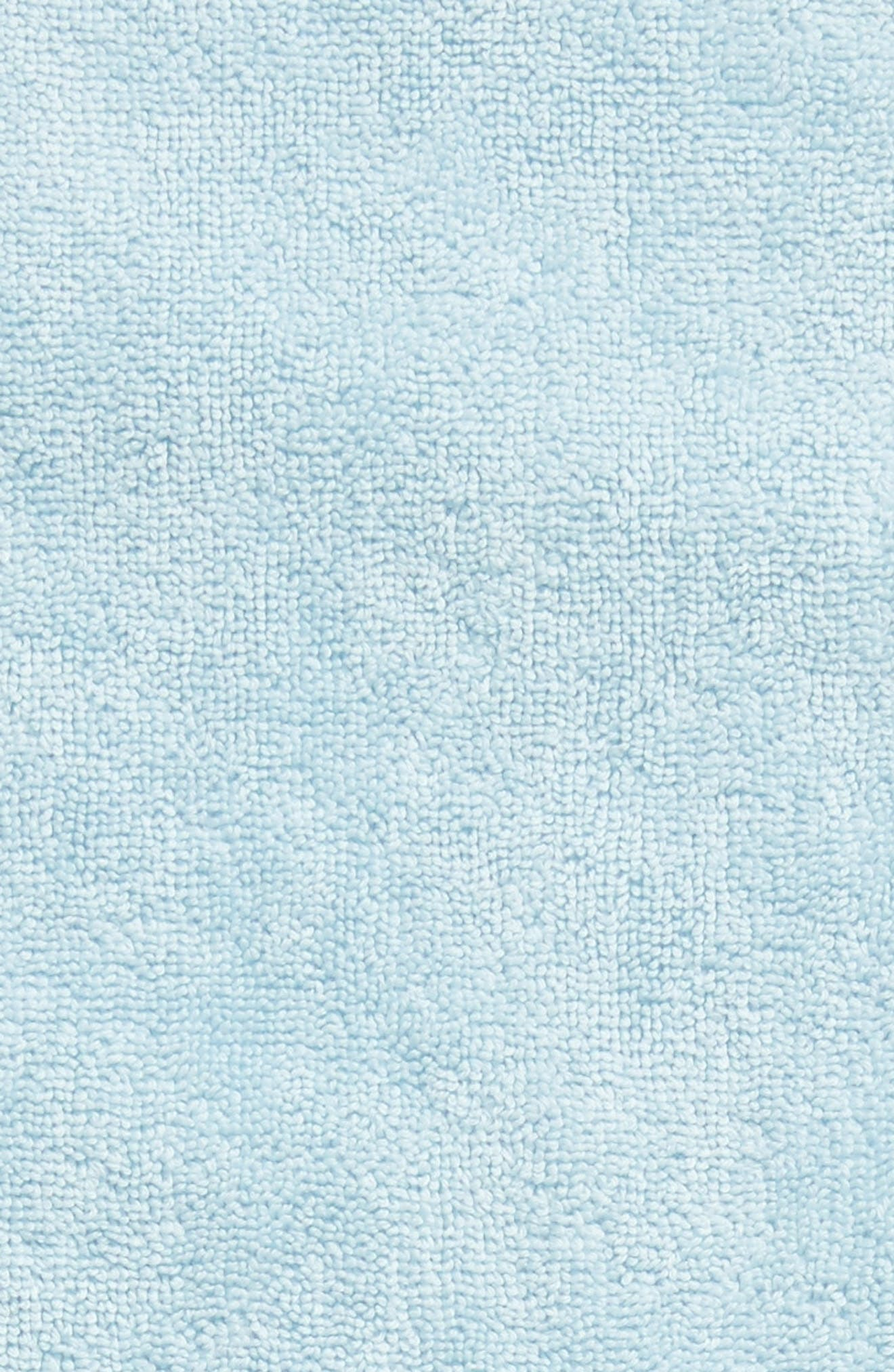 WATERWORKS STUDIO, 'Perennial' Turkish Cotton Bath Sheet, Alternate thumbnail 2, color, CHRYSTAL BLUE