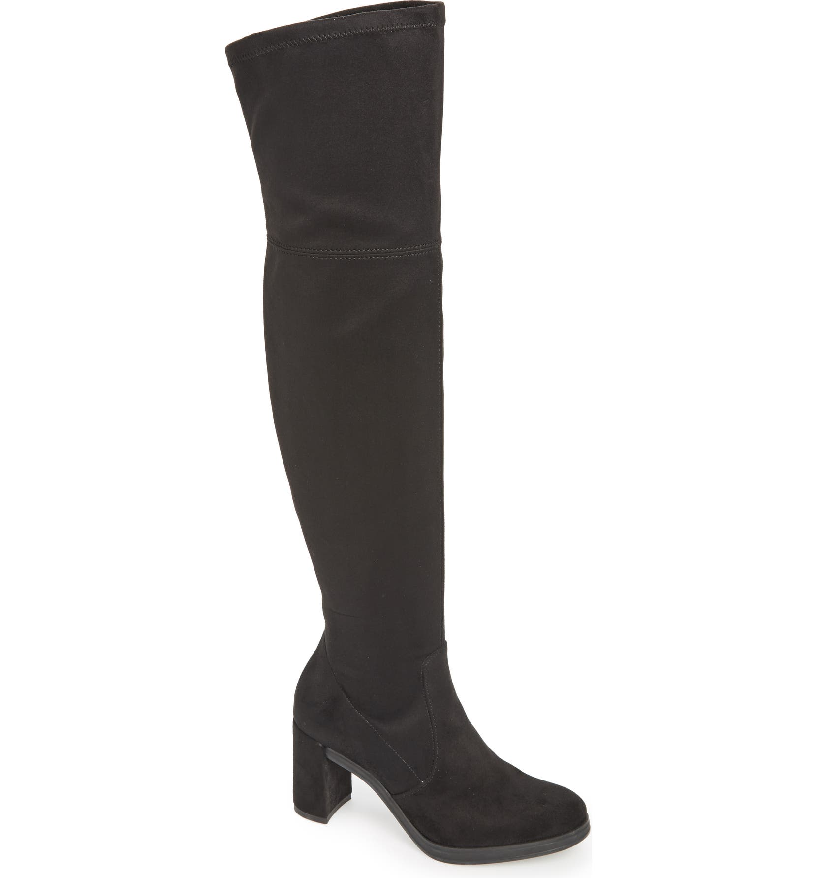 49043ca3a4f Wonders Over the Knee Stretch Boot (Women) (Wide Calf)