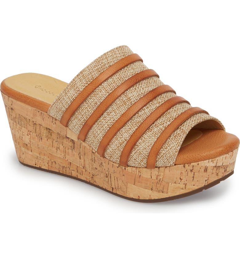 90df60461498 Chocolat Blu Wapi Wedge Sandal (Women)
