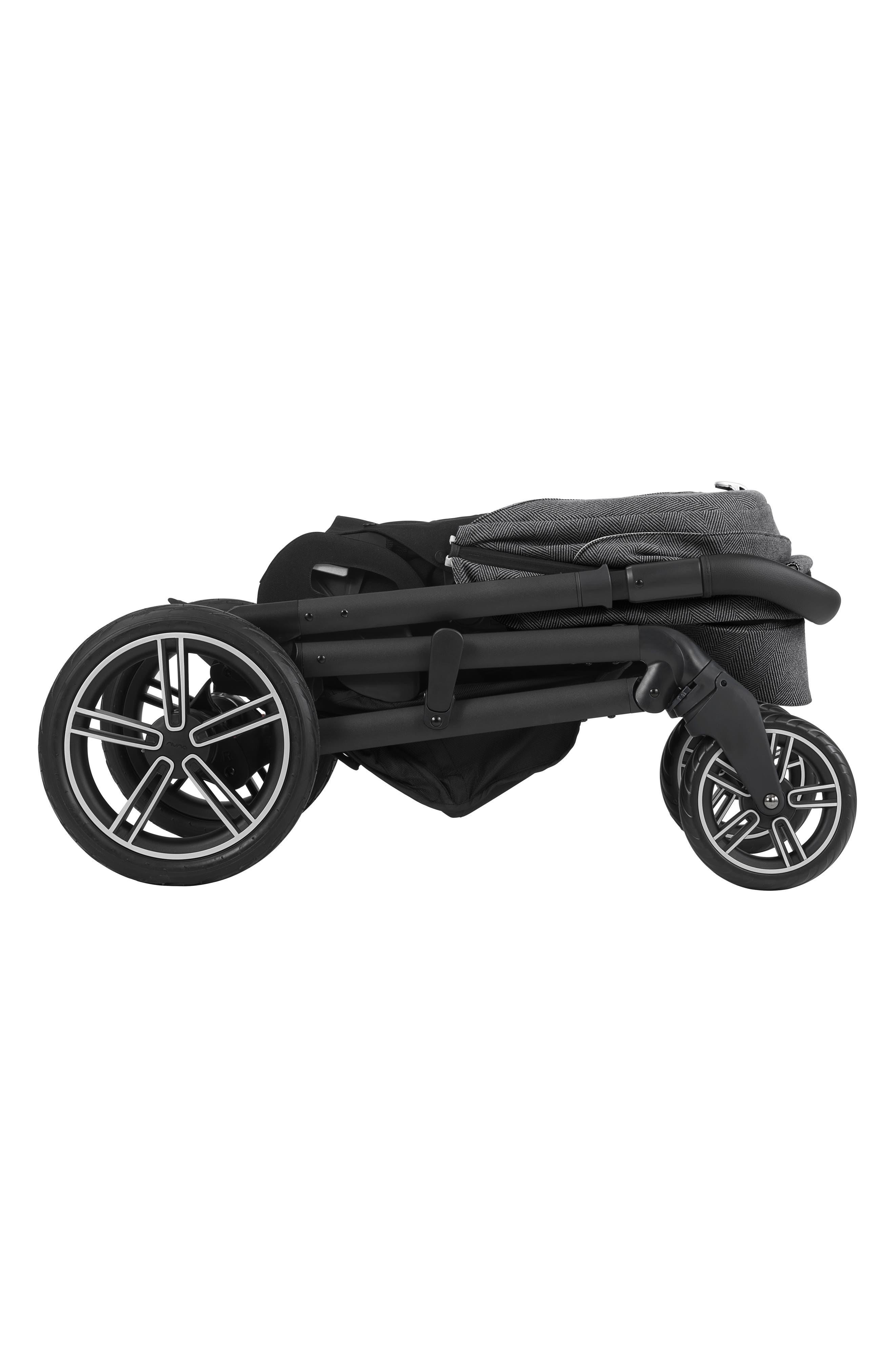 NUNA, 2019 MIXX<sup>™</sup> Stroller & PIPA<sup>™</sup> Lite LX Infant Car Seat Set Travel System, Alternate thumbnail 2, color, VERONA CAVIAR