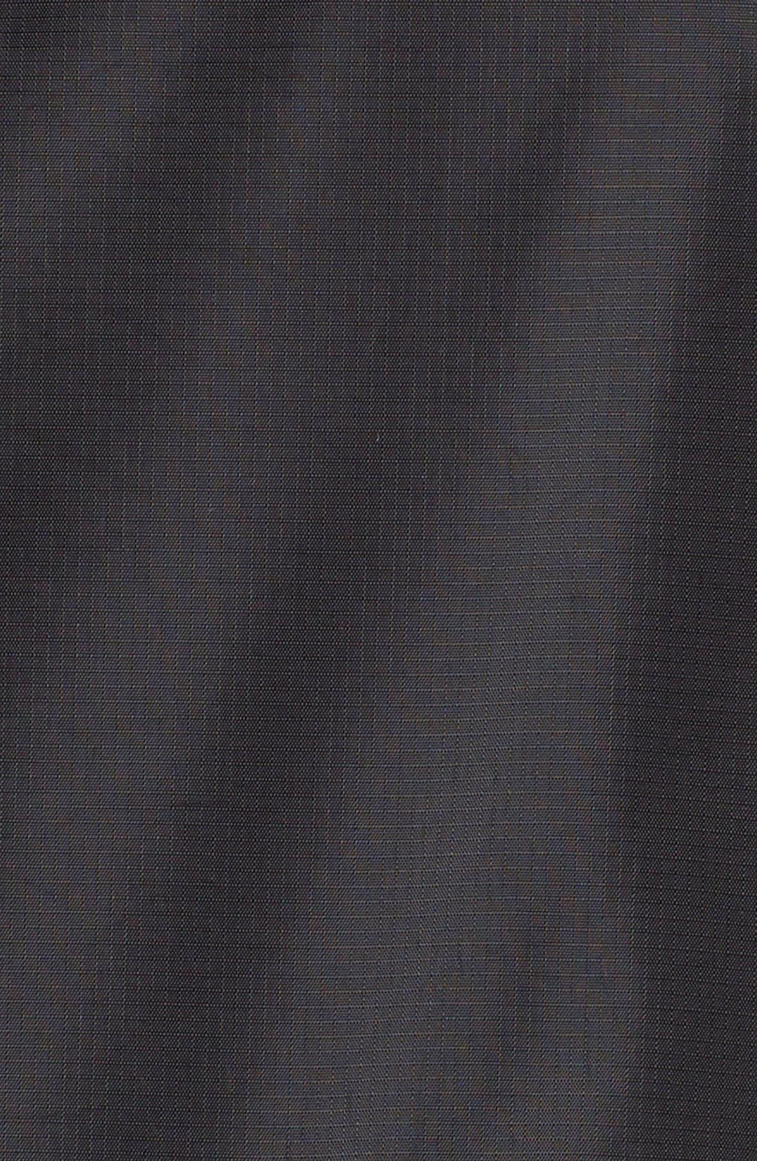 PATAGONIA, Torrentshell Jacket, Alternate thumbnail 7, color, BLACK