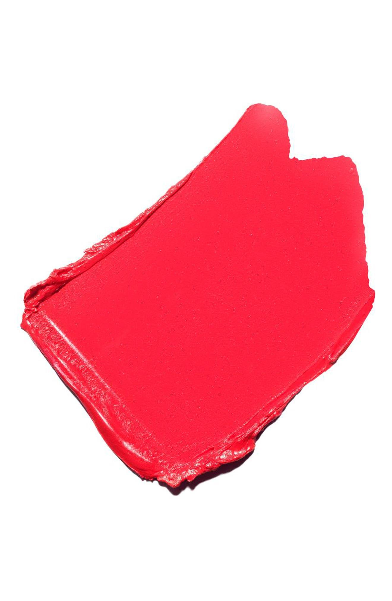 CHANEL, ROUGE ALLURE<br />Luminous Intense Lip Colour, Alternate thumbnail 2, color, 172 ROUGE REBELLE