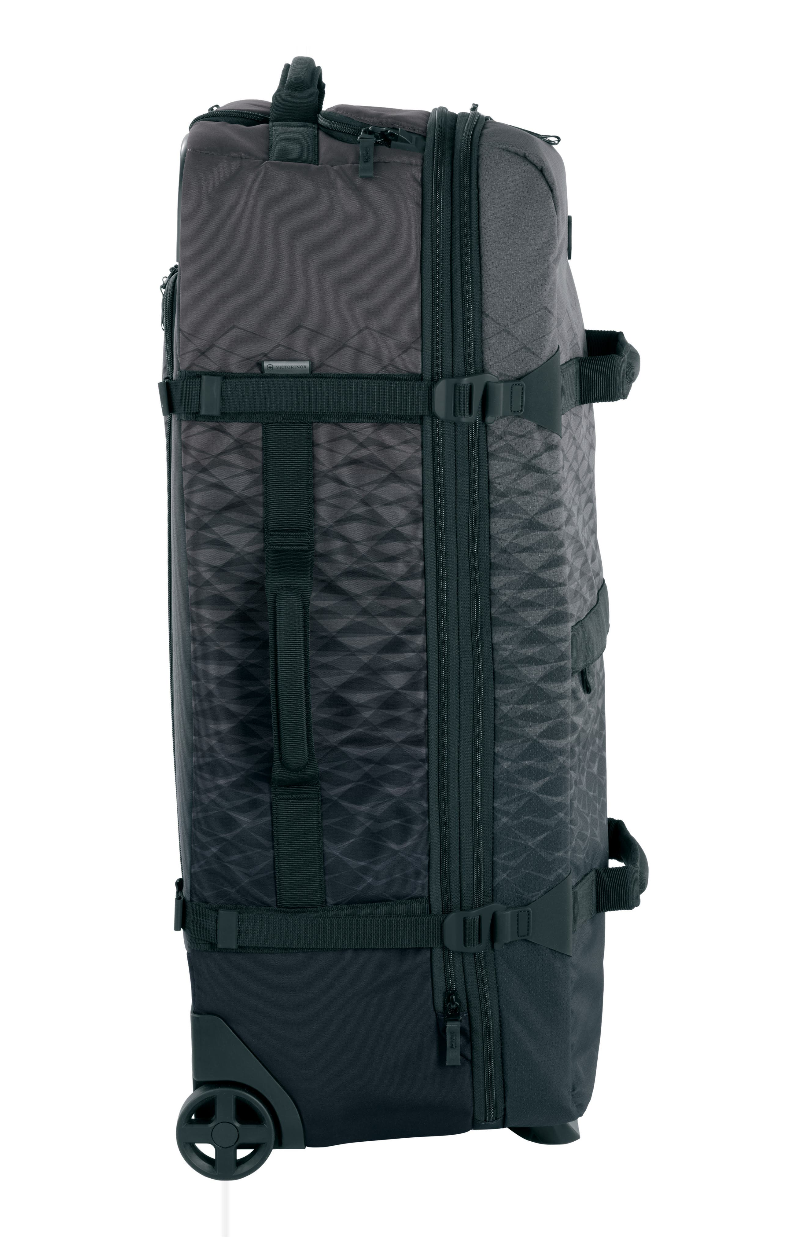 VICTORINOX SWISS ARMY<SUP>®</SUP>, VX Touring Extra Large 33-Inch Wheeled Duffle Bag, Alternate thumbnail 2, color, ANTHRACITE