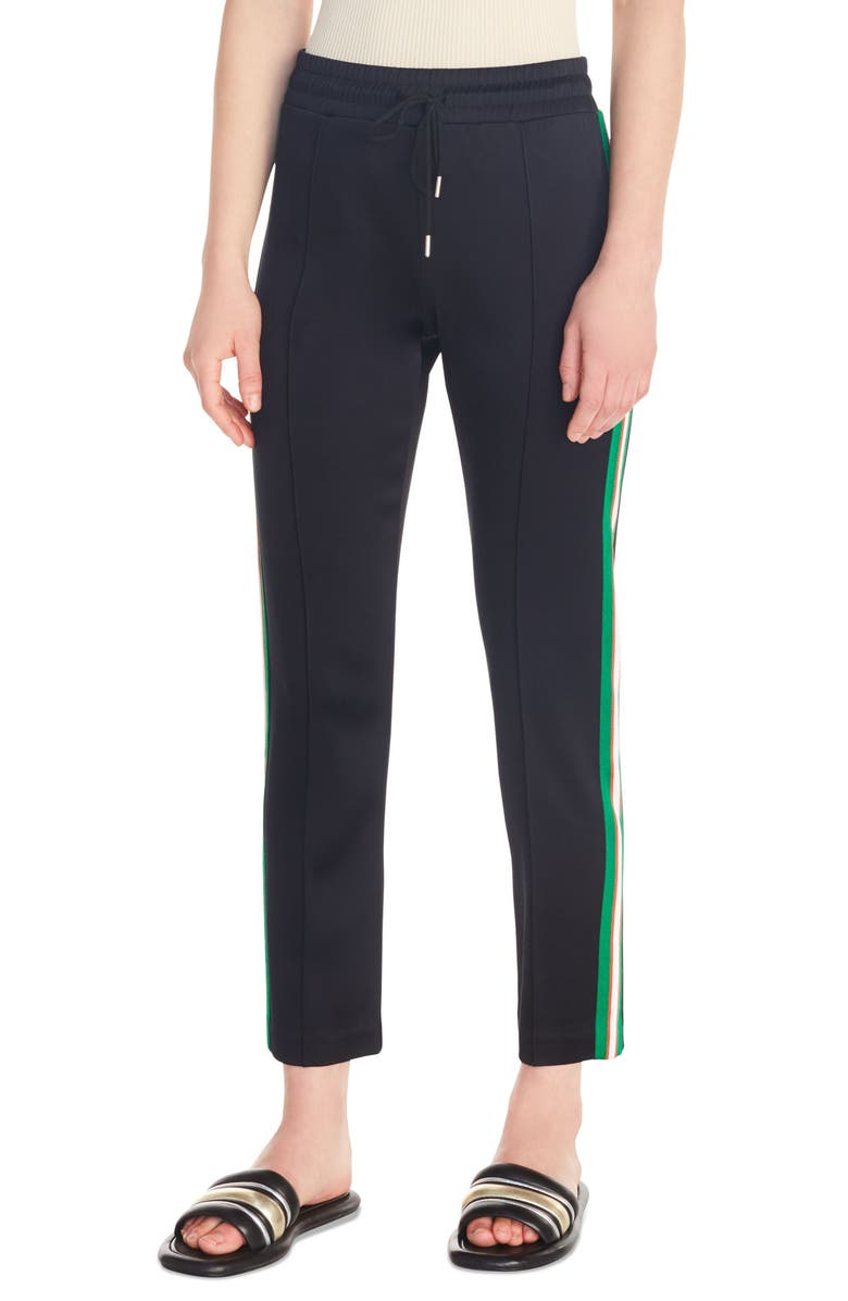 Sandro Jeans JEANNE SIDE STRIPE TRACK PANTS