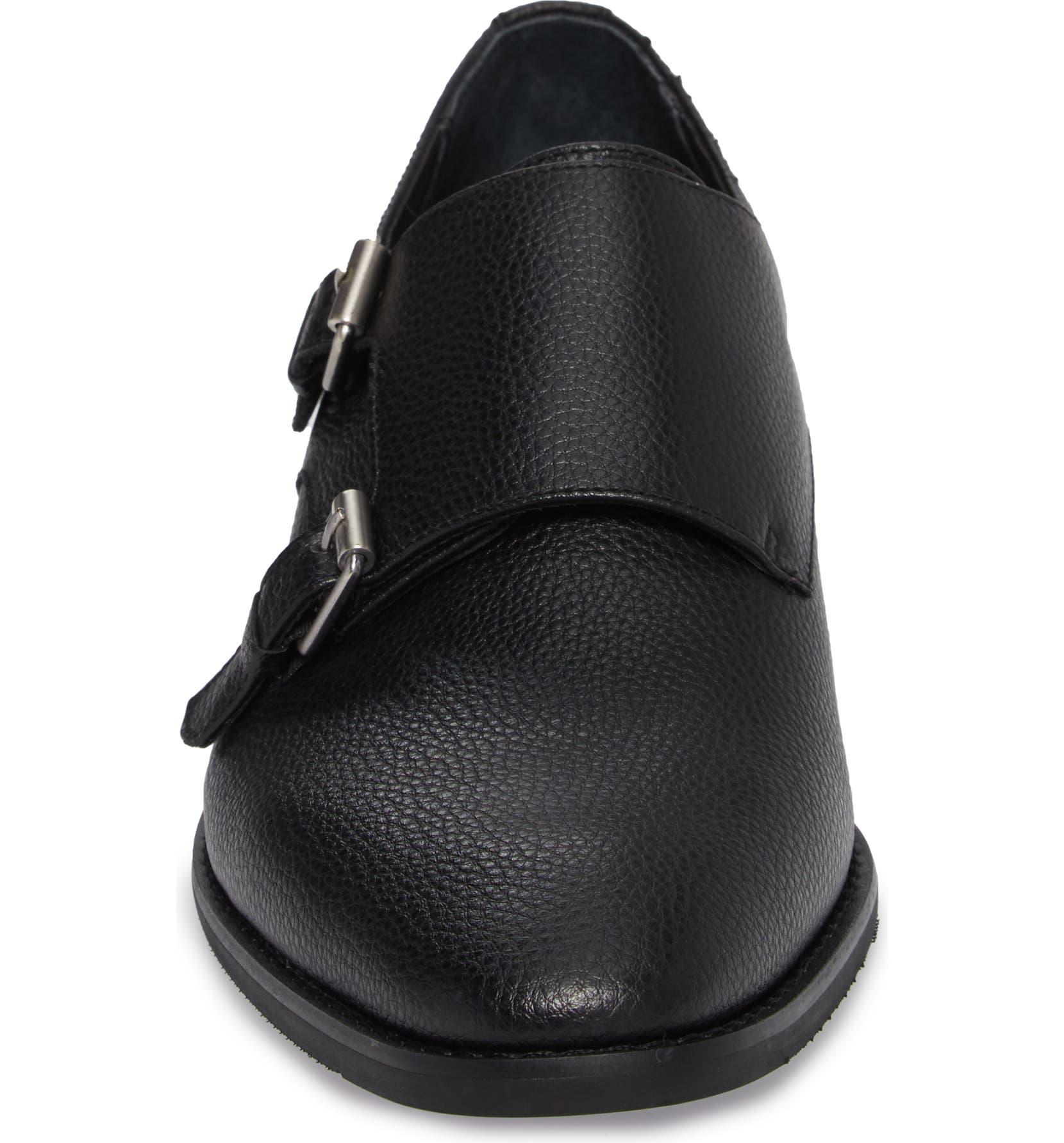 879bd849ae Calvin Klein Robbie Double Monk Strap Shoe (Men)