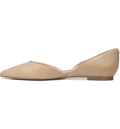 1fb45027dc52 Sam Edelman Rodney Pointy Toe d Orsay Flat (Women)