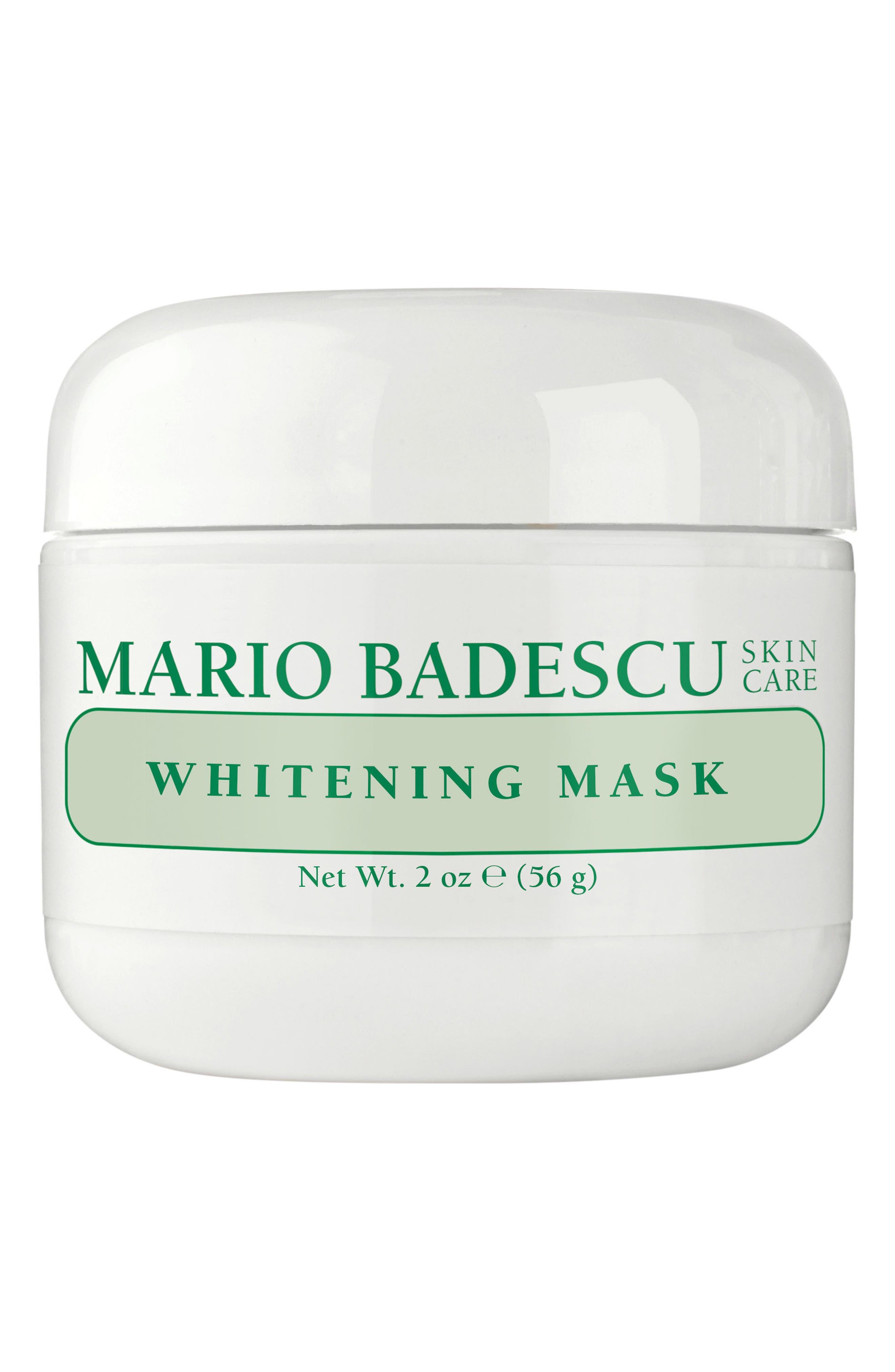 MARIO BADESCU Whitening Mask, Main, color, NO COLOR
