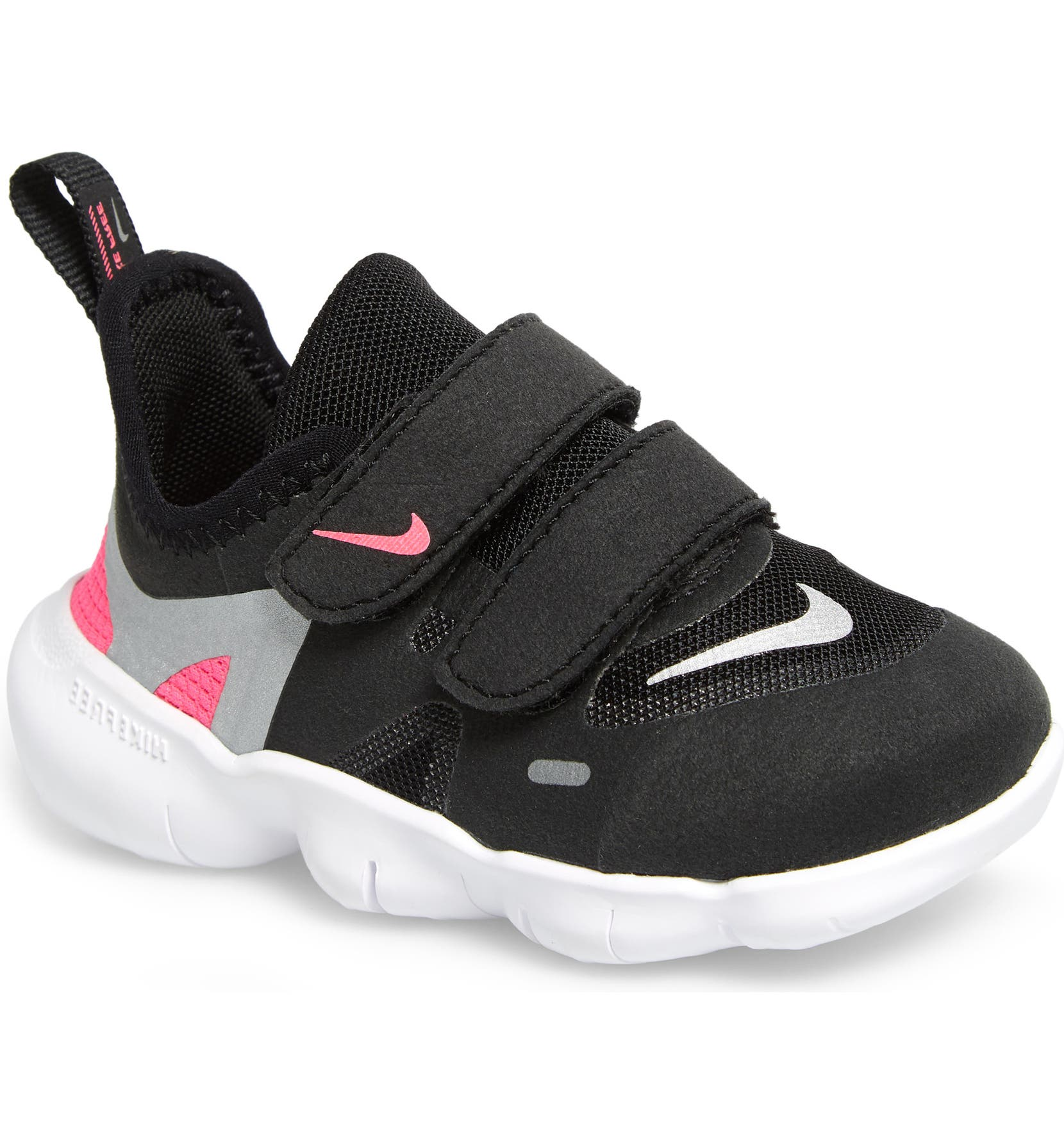 separation shoes 21aee c0276 Nike Free Run 5.0 Sneaker (Baby, Walker, Toddler   Little Kid)   Nordstrom