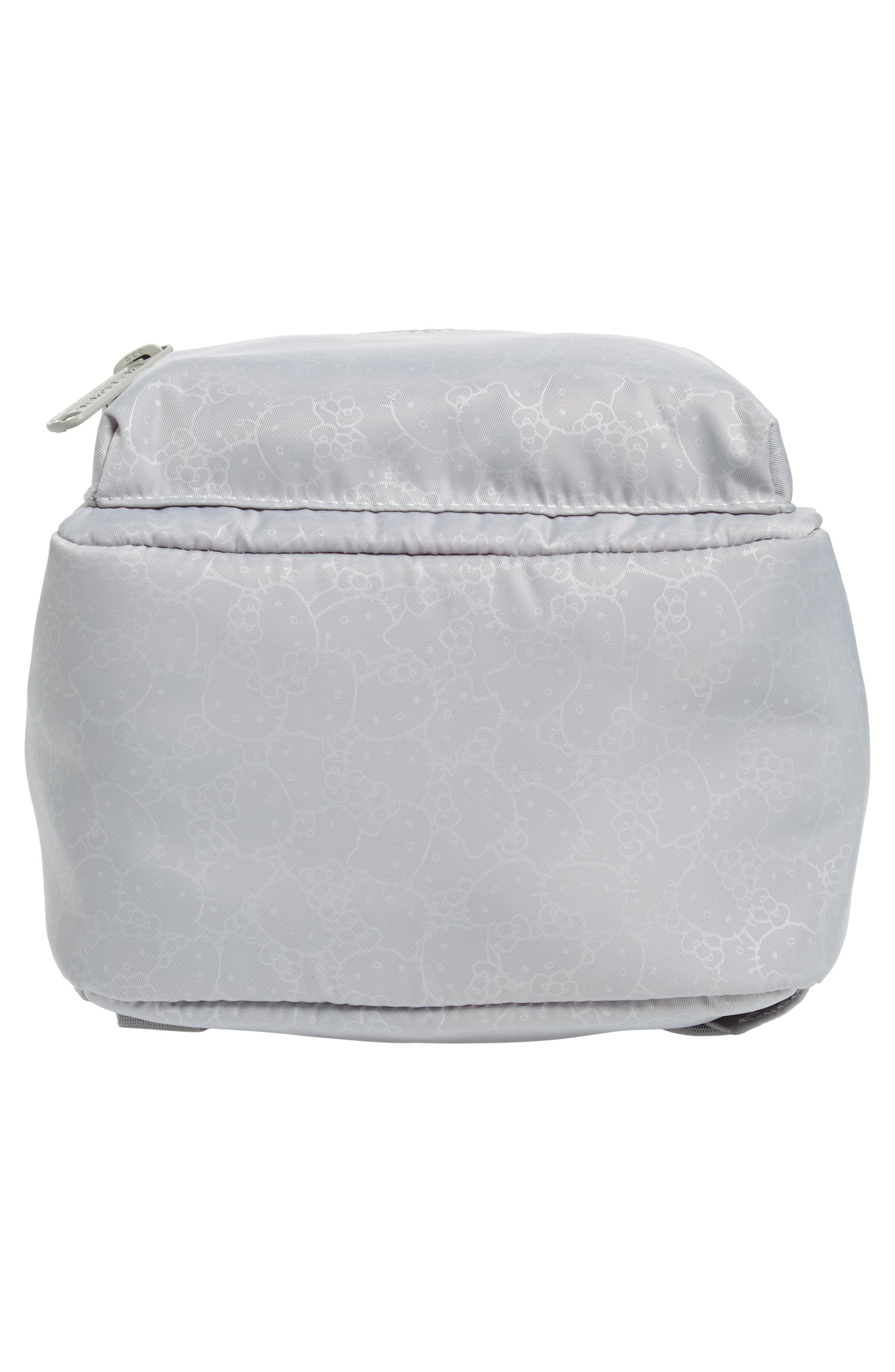HERSCHEL SUPPLY CO., x Hello Kitty Mini Nova Backpack, Alternate thumbnail 7, color, HIGHRISE