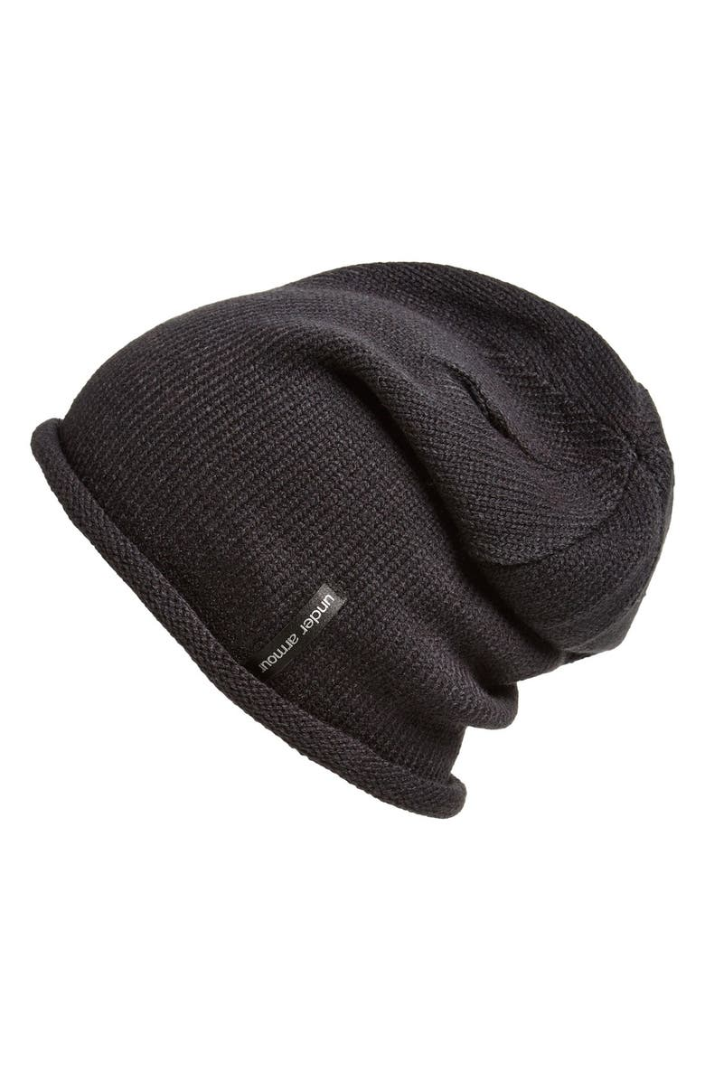 7dda10314e5 Under Armour Jersey Slouch Beanie