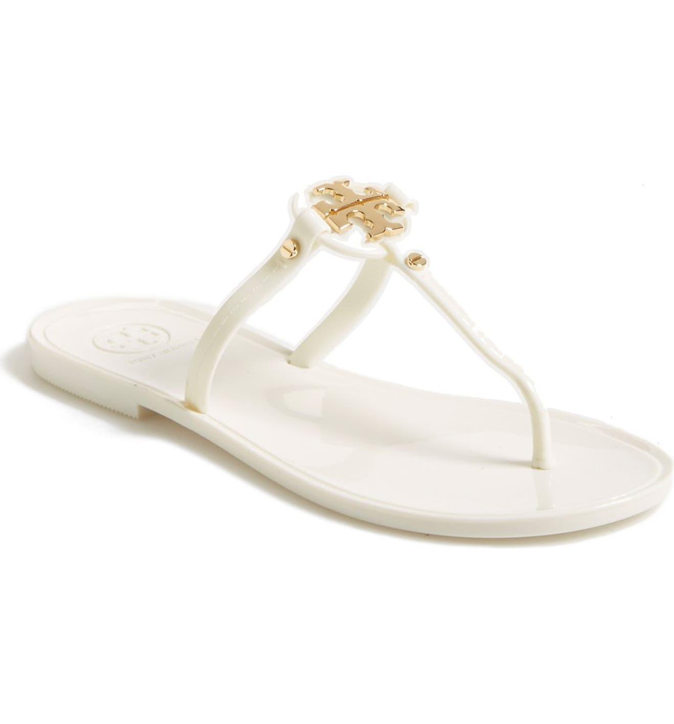 34c0940a7 Tory Burch  Mini Miller  Flat Sandal (Women)