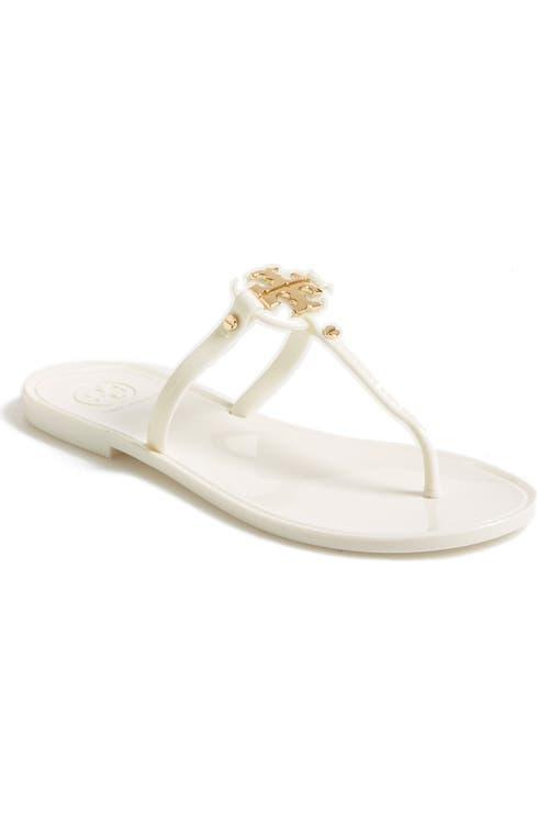 064deda9c50 Tory Burch  Mini Miller  Flat Sandal (Women)