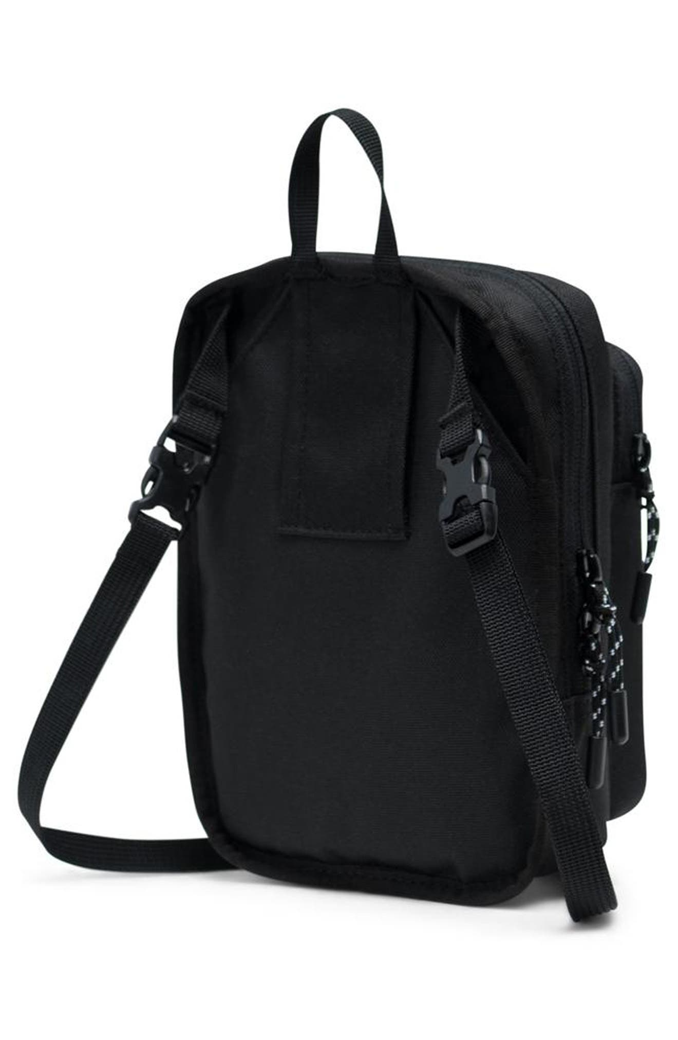 HERSCHEL SUPPLY CO., Large Form Shoulder Bag, Alternate thumbnail 2, color, BLACK