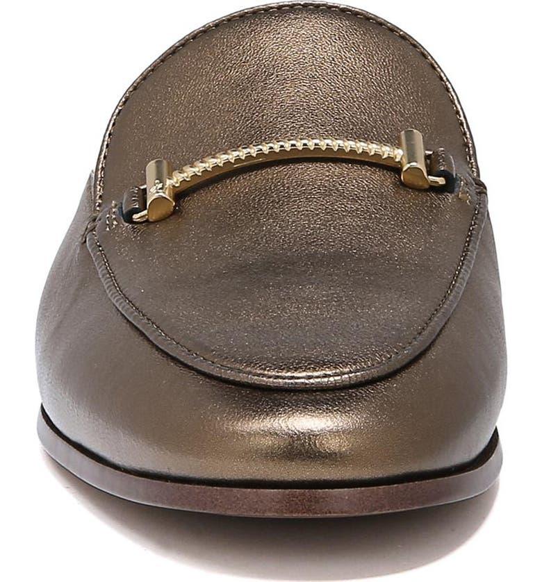 5a606f0315b Sam Edelman Laurna Mule In Rich Bronze Leather