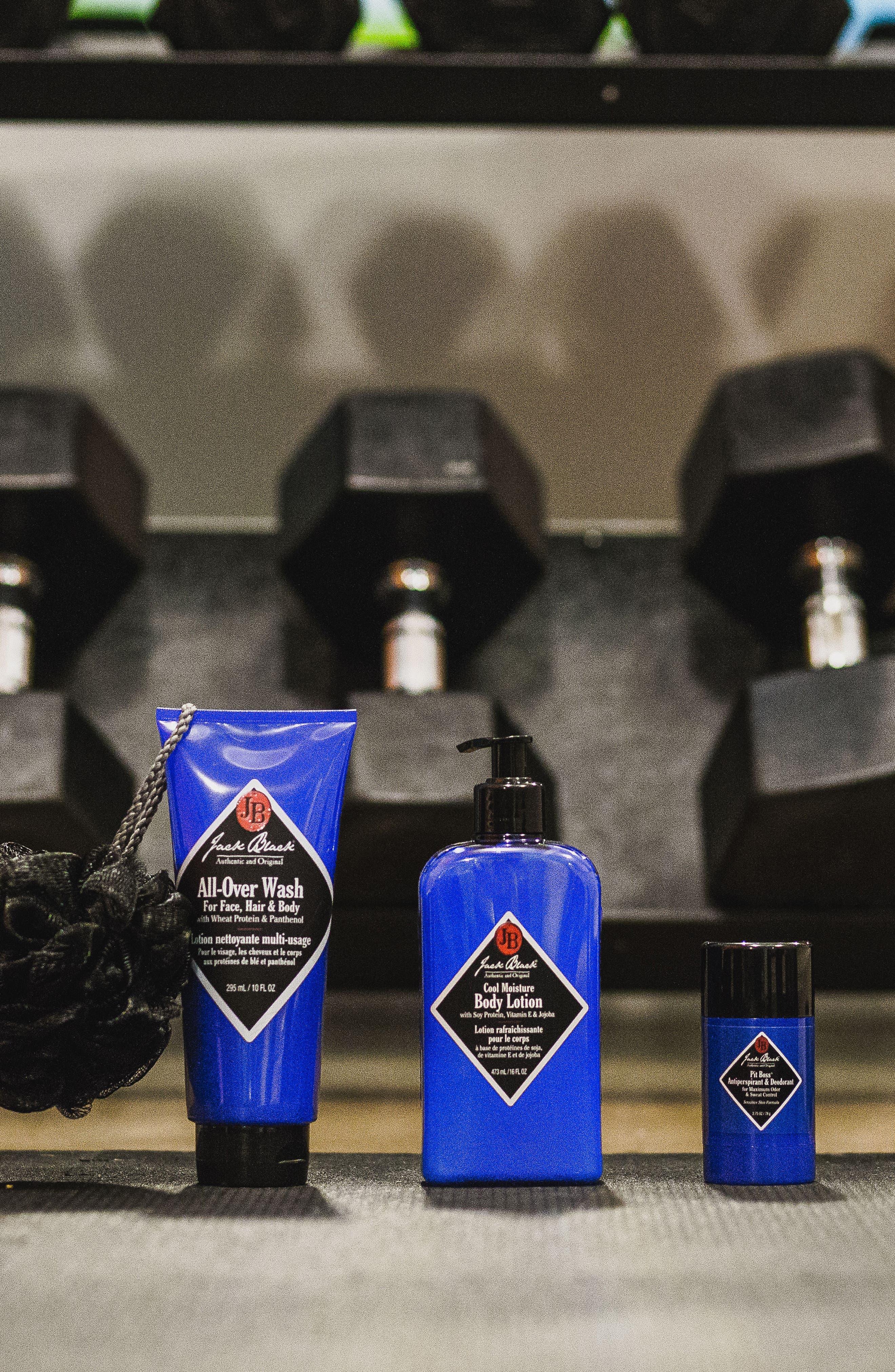 JACK BLACK, Clean & Cool Body Basics Kit, Alternate thumbnail 2, color, NO COLOR