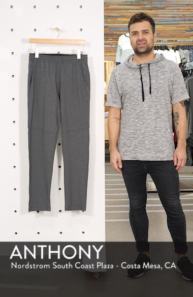 Tapered Stretch Track Pants, sales video thumbnail