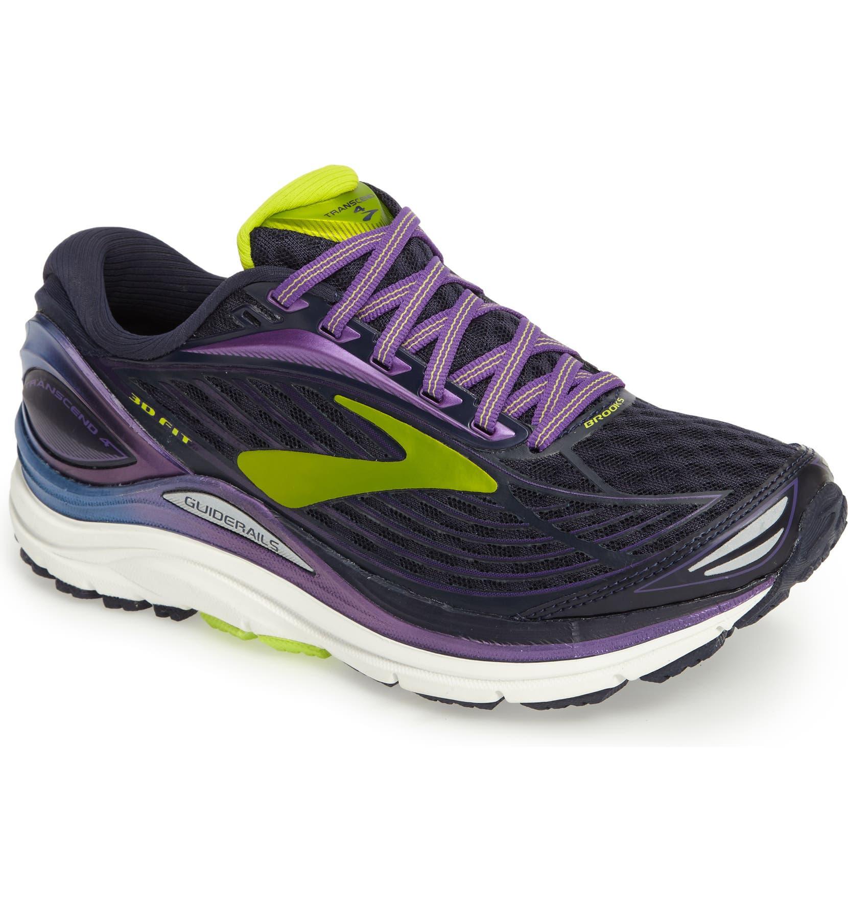 8fa06d9497e94 Brooks Transcend 4 Running Shoe (Women)