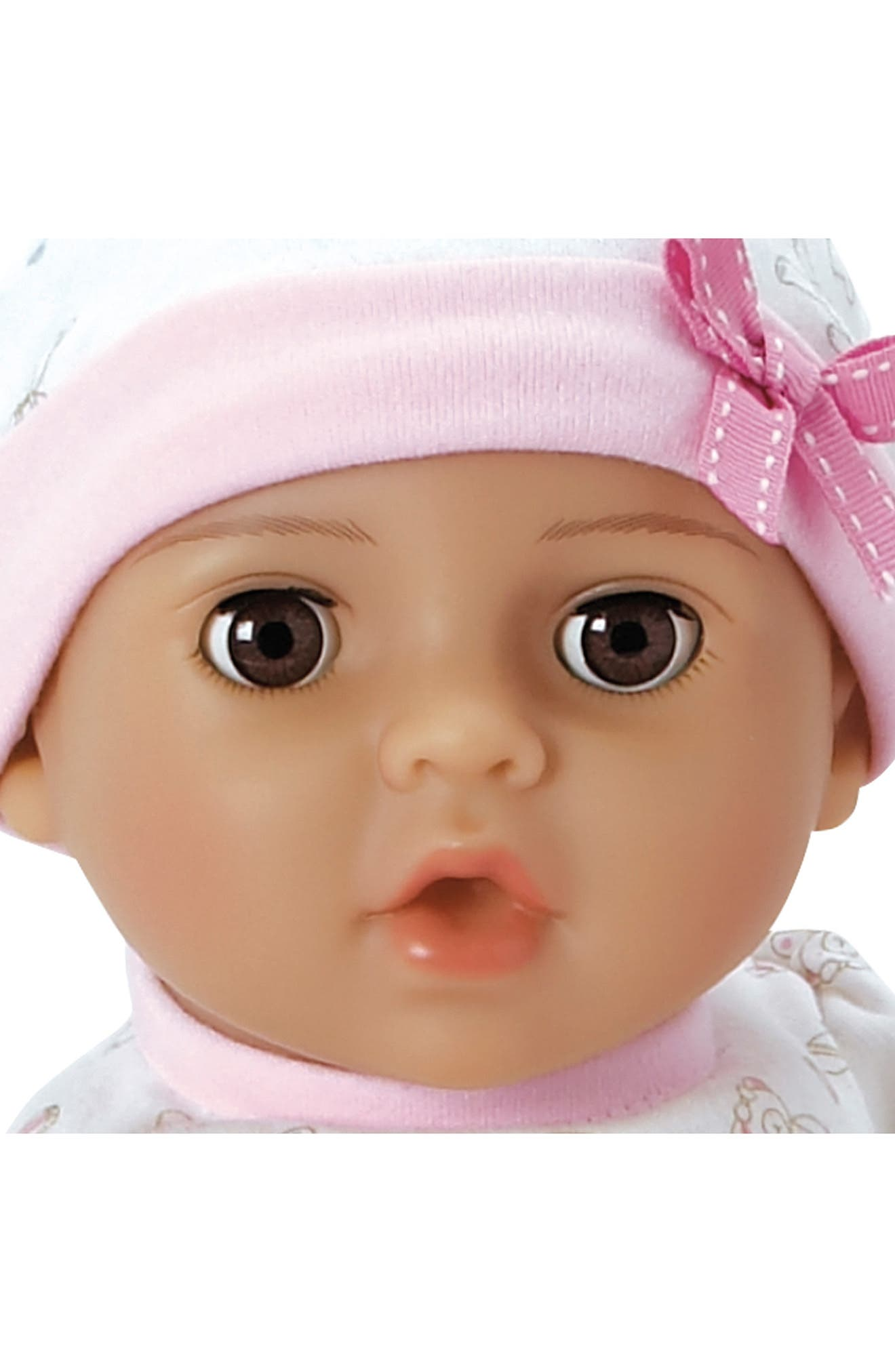 ADORA, Cherish Baby Doll with Adoption Certificate, Alternate thumbnail 2, color, CHERISH