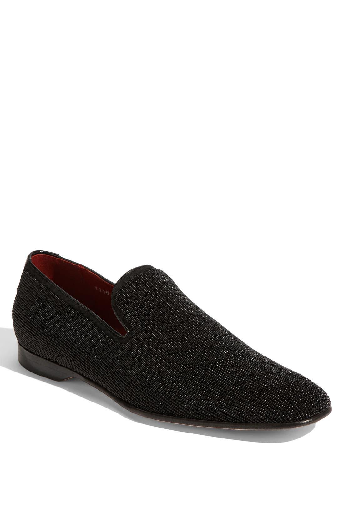 DONALD PLINER Donald J Pliner 'Pont' Beaded Loafer, Main, color, 002