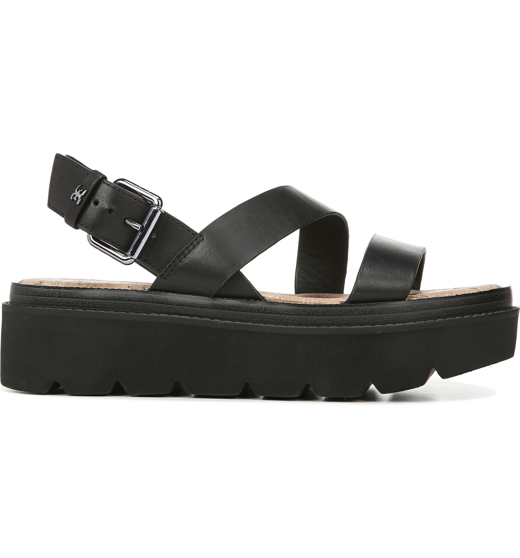 03c5422e83b2 Sam Edelman Rasheed Slingback Platform Sandal (Women)