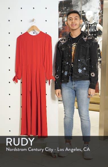 Zelda Slit Dress, sales video thumbnail