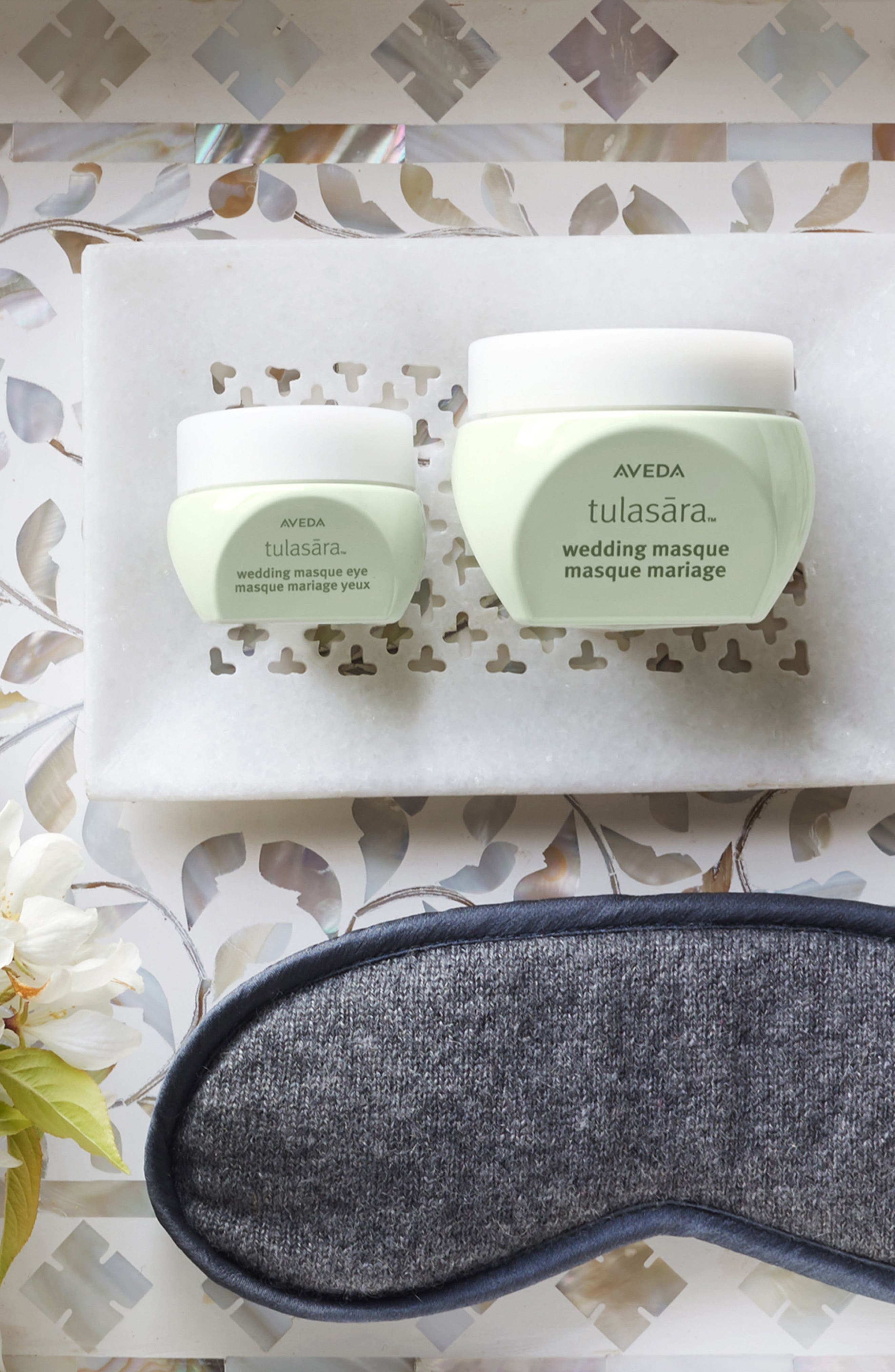 AVEDA, tulasara<sup>™</sup> Wedding Masque Overnight, Alternate thumbnail 3, color, NO COLOR