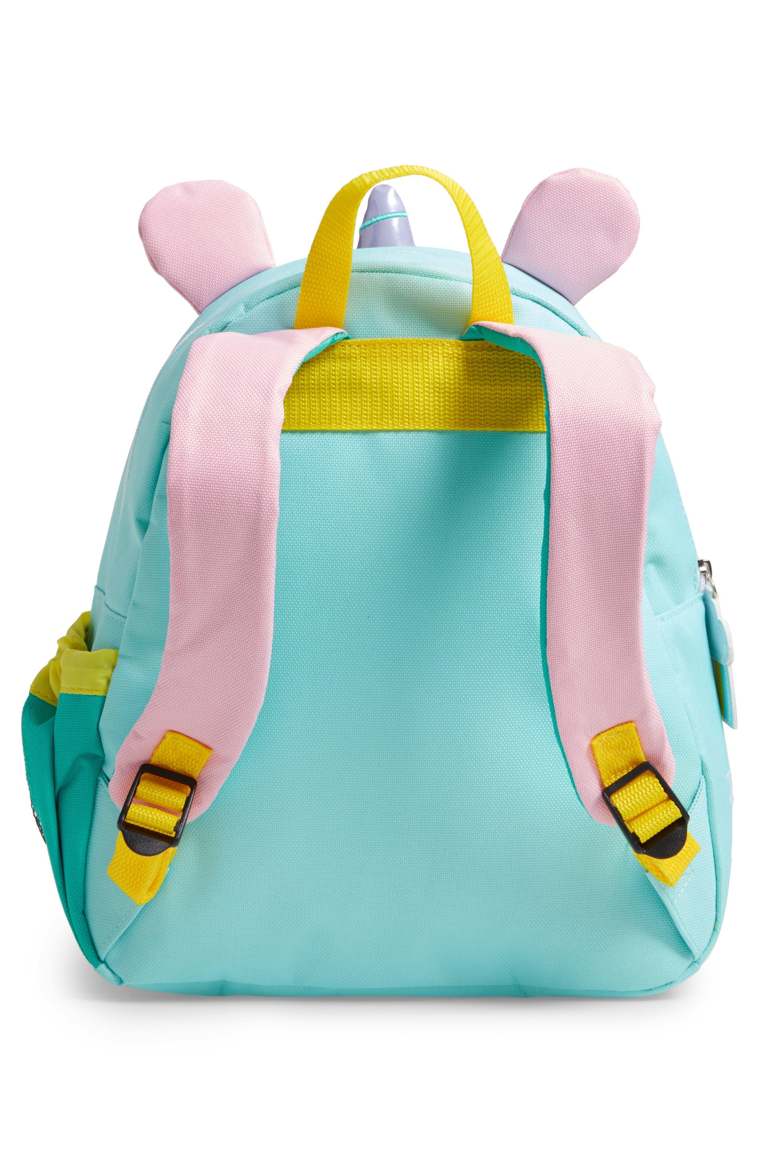 SKIP HOP, Zoo Pack Backpack, Alternate thumbnail 2, color, YELLOW