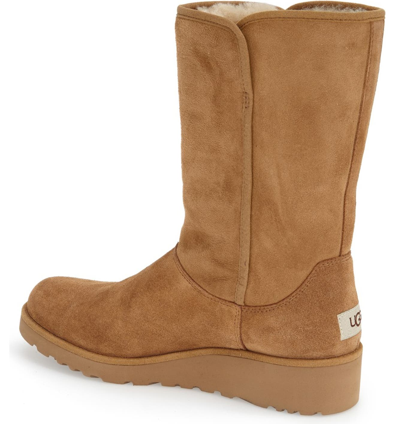 a5bb49565b70 UGG® Amie - Classic Slim™ Water Resistant Short Boot (Women)