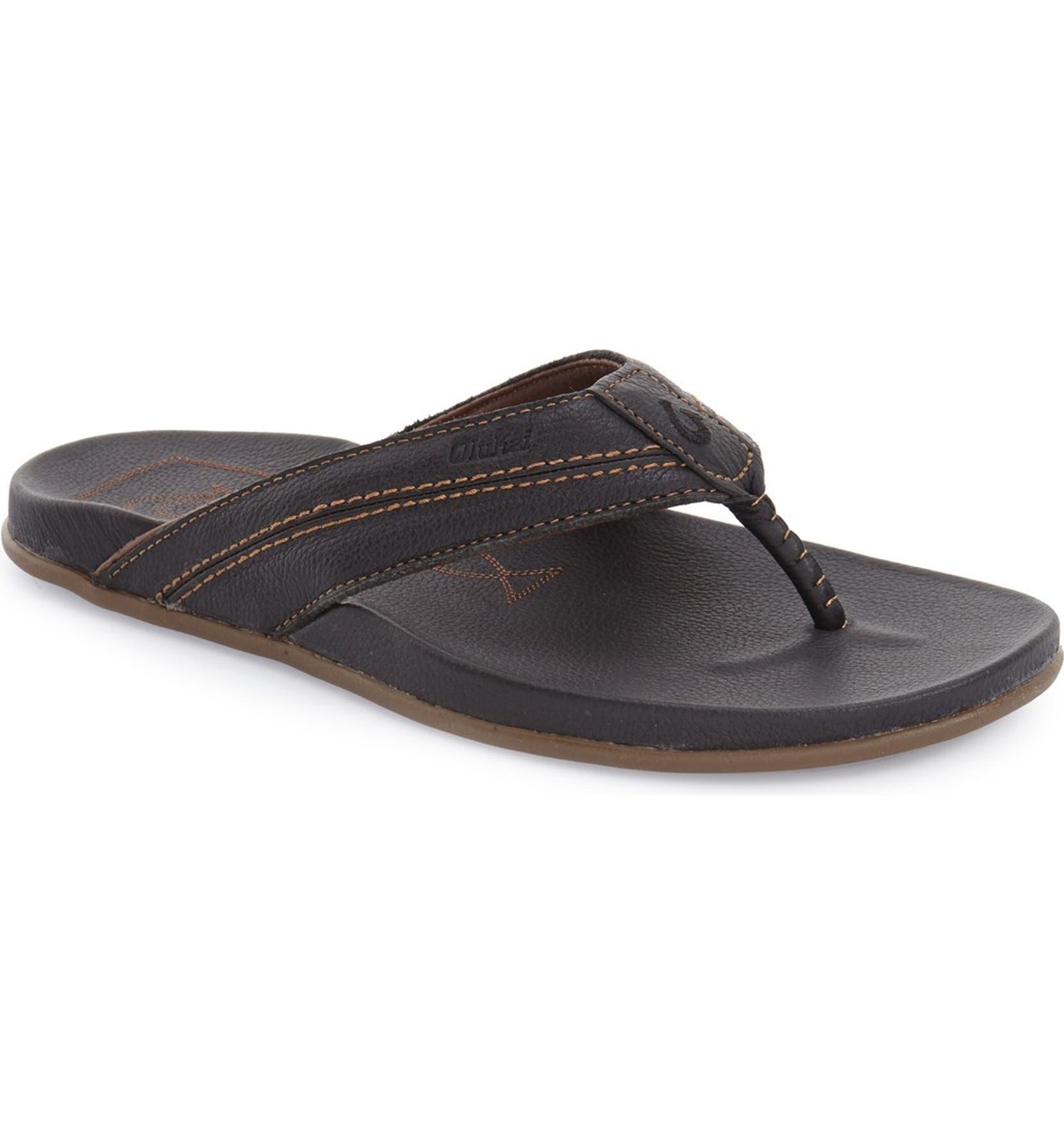 c1f0c9bf9637 OluKai  Mohalu  Flip Flop (Men)