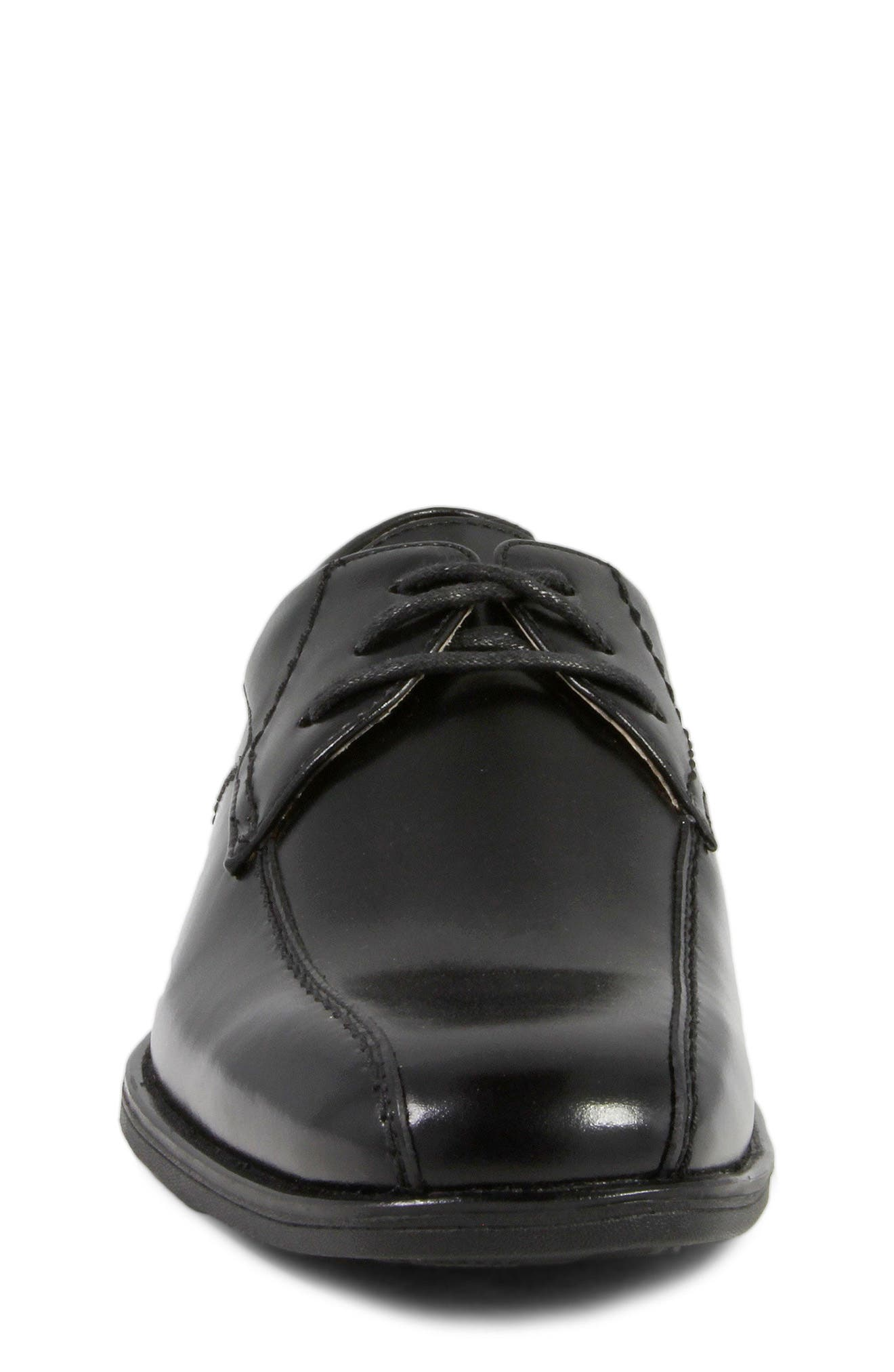 FLORSHEIM, 'Reveal' Oxford, Alternate thumbnail 4, color, BLACK