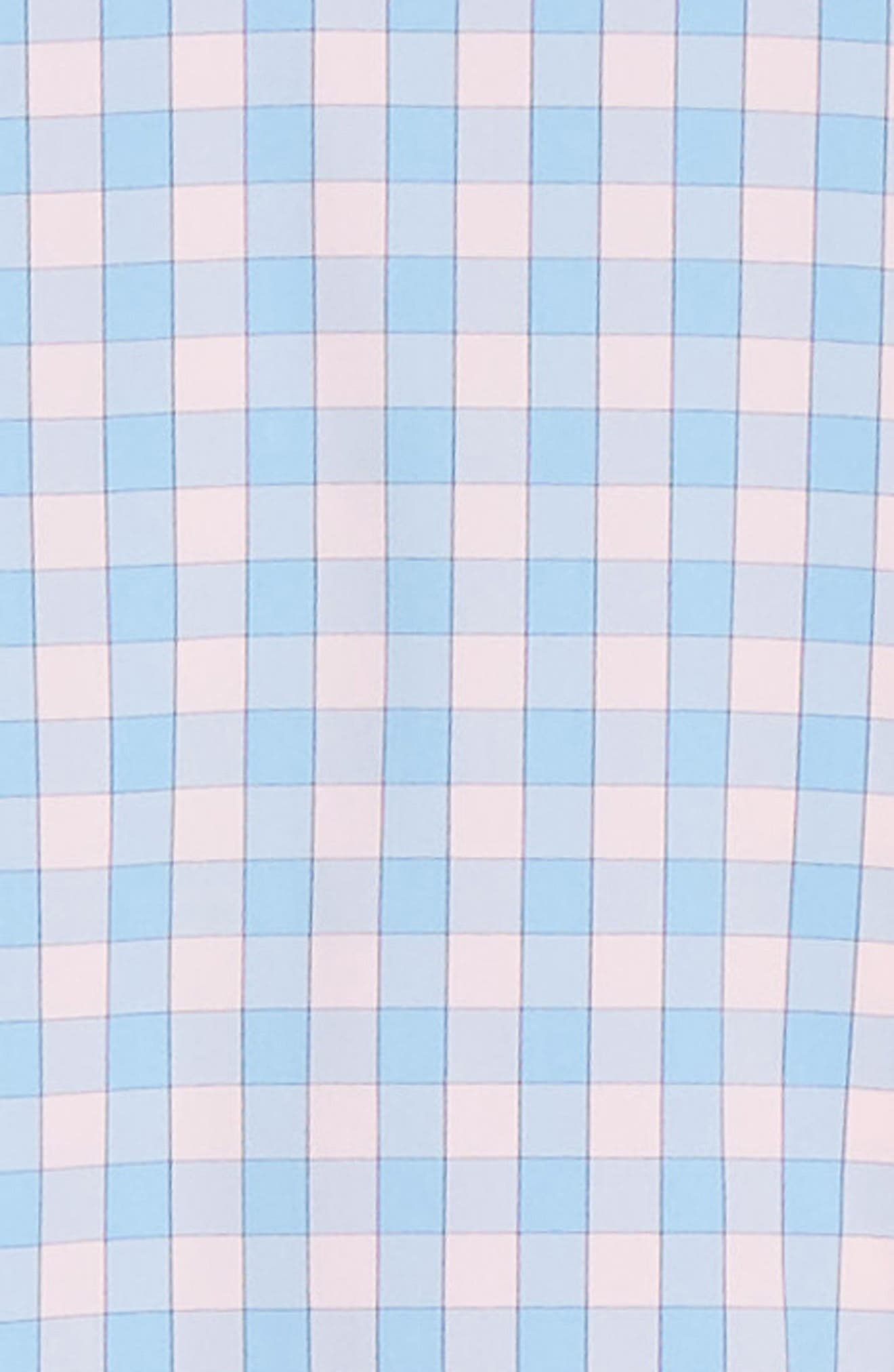 BONOBOS, Slim Fit Check Tech Sport Shirt, Alternate thumbnail 6, color, SAIL BOAT FIRST BLUSH