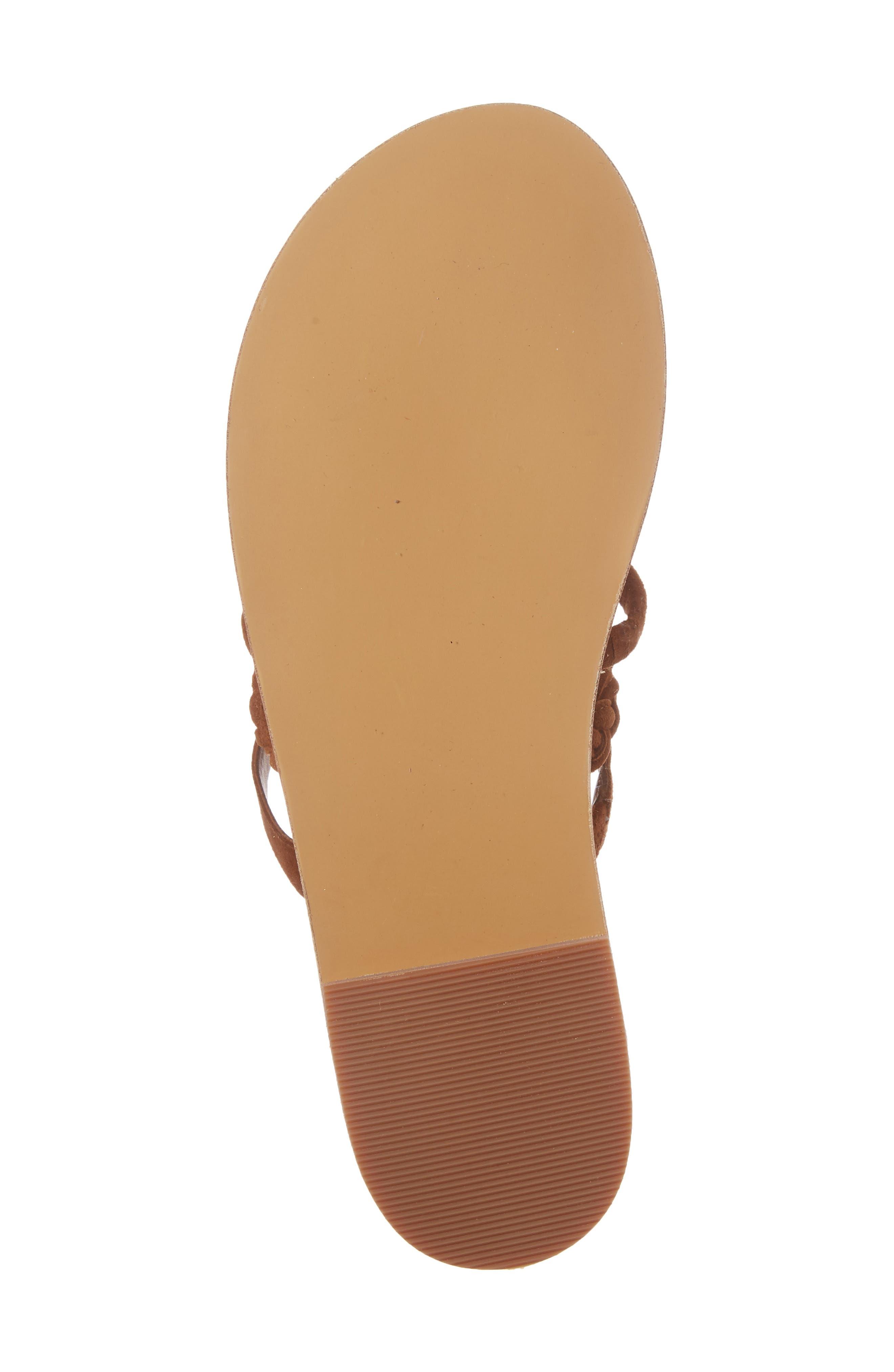 BP., Bayla Strappy Slip-On Sandal, Alternate thumbnail 6, color, 202