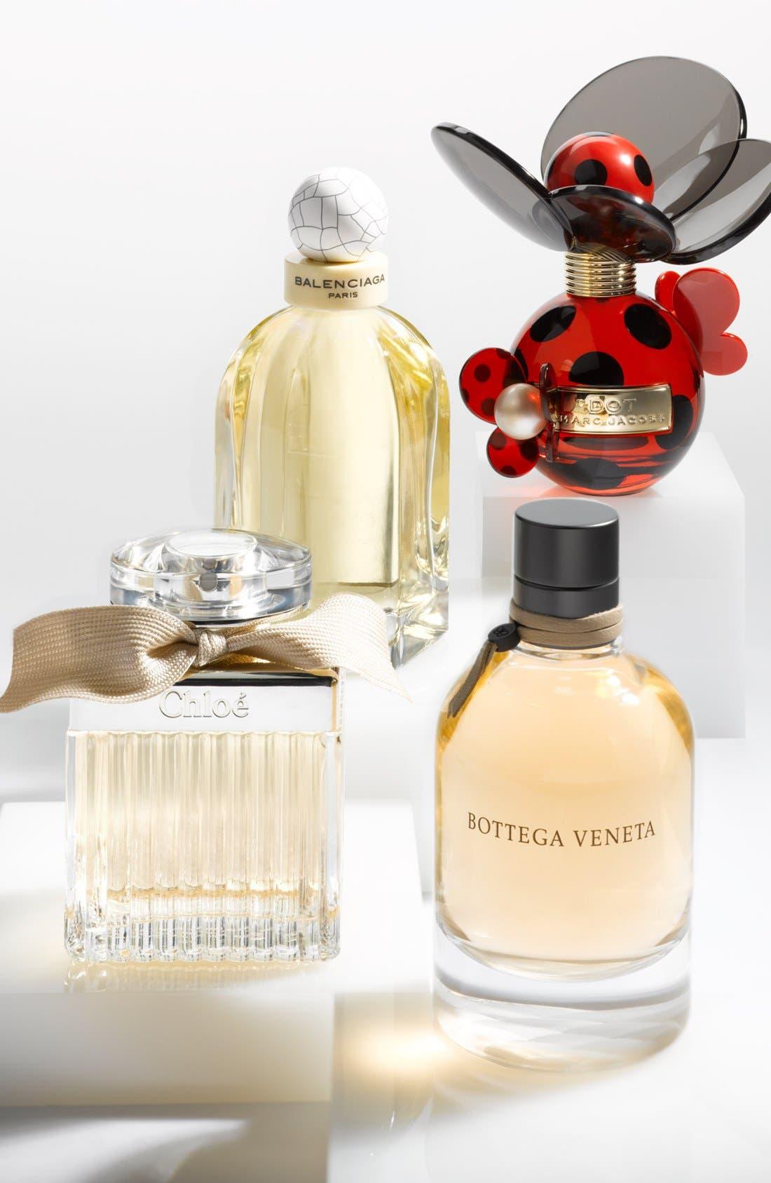 MARC JACOBS, 'Dot' Eau de Parfum, Main thumbnail 1, color, 000
