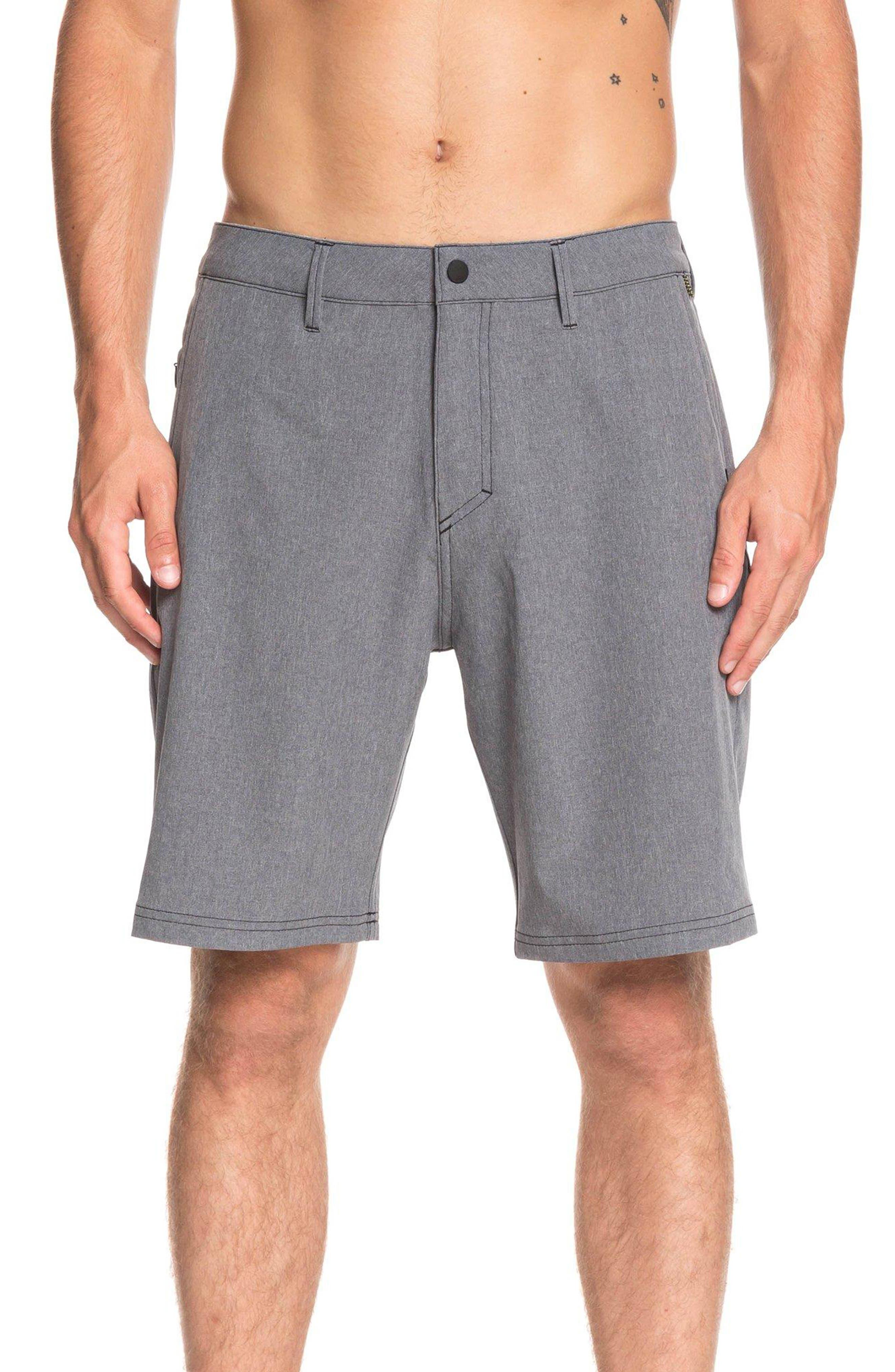 QUIKSILVER Navigate Amphibian Shorts, Main, color, BLACK