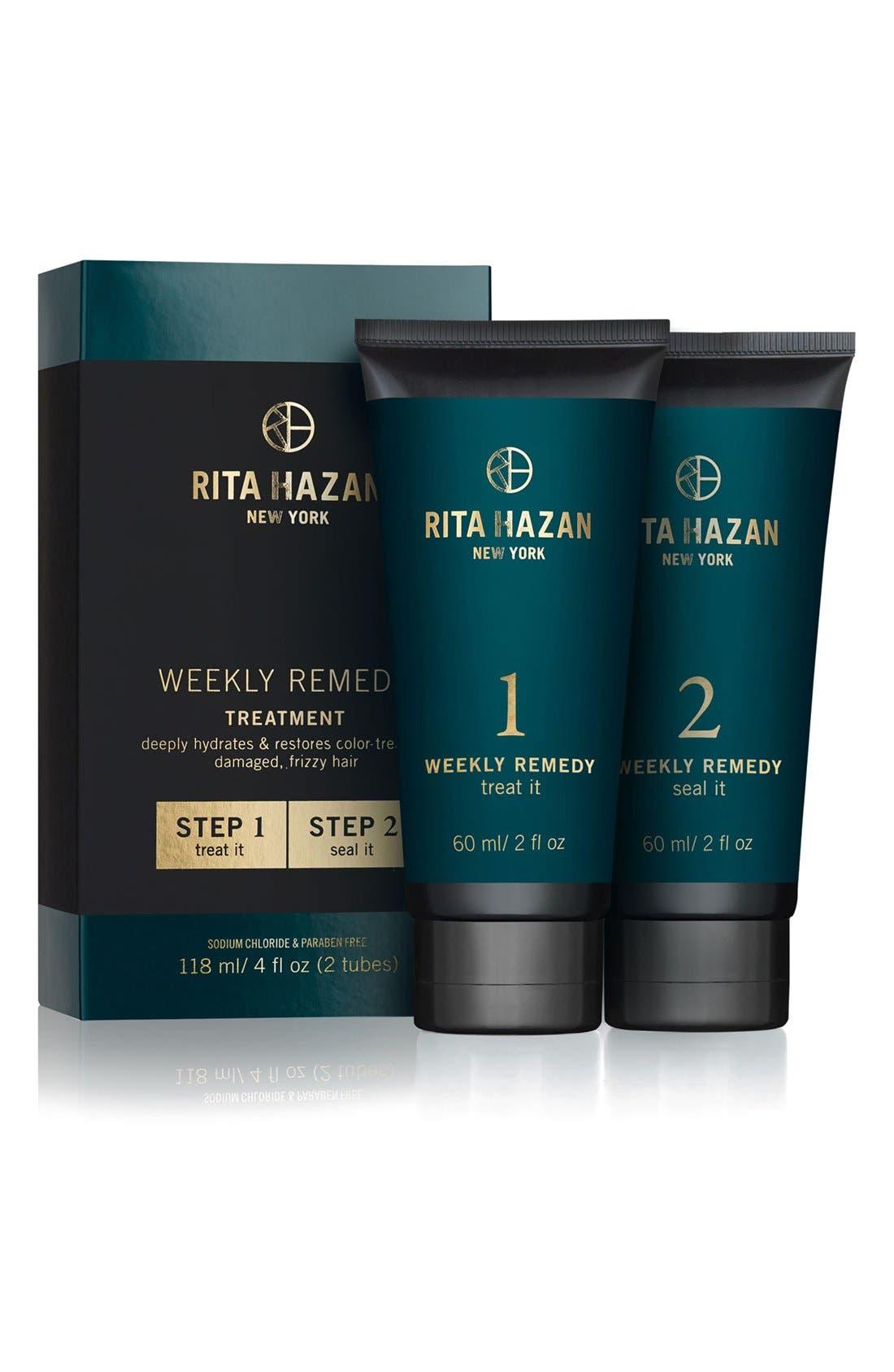 RITA HAZAN NEW YORK, Weekly Remedy Treatment, Alternate thumbnail 4, color, NO COLOR