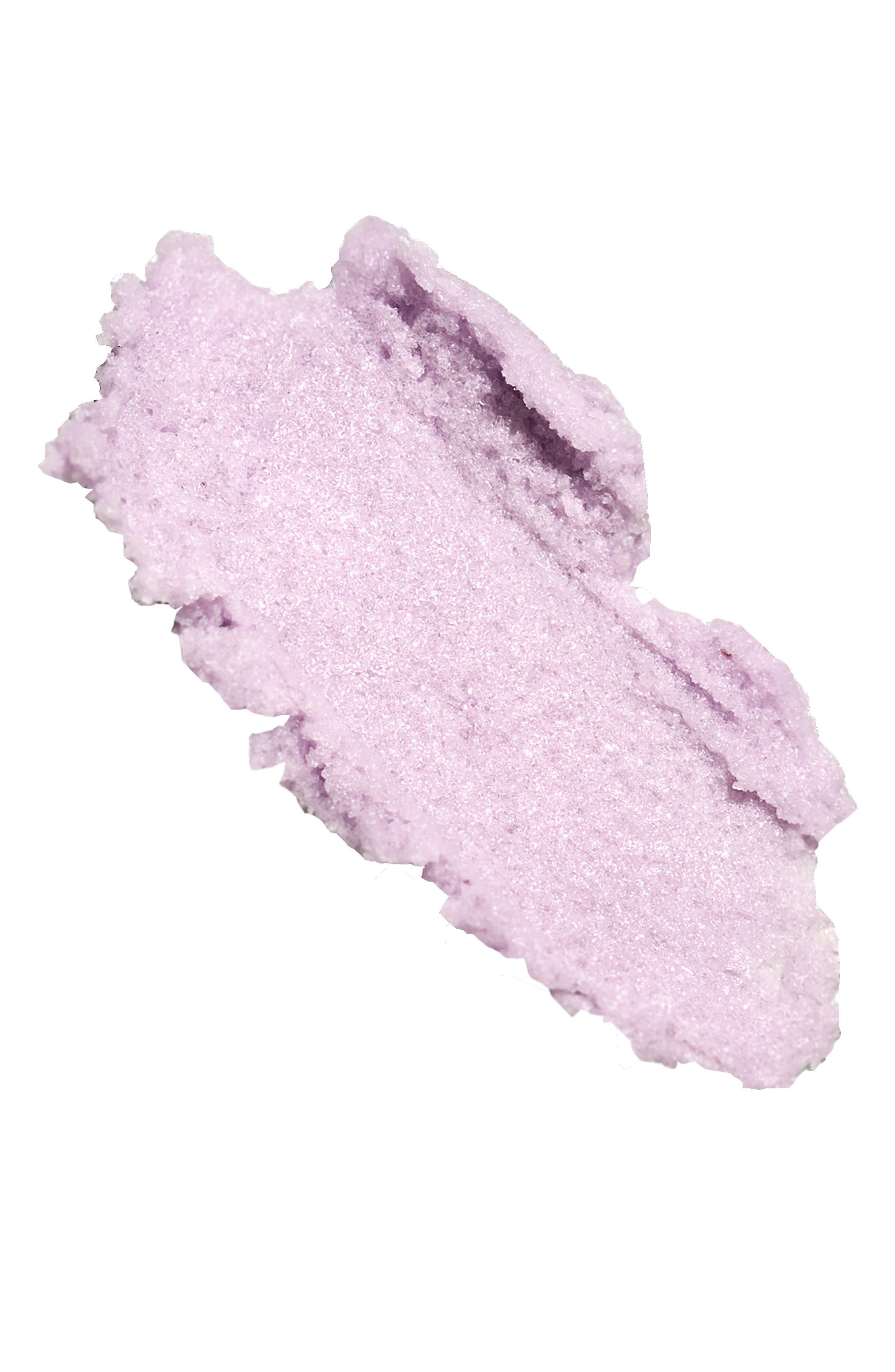 HERBIVORE BOTANICALS, Amethyst Exfoliating Body Polish, Alternate thumbnail 2, color, NO COLOR