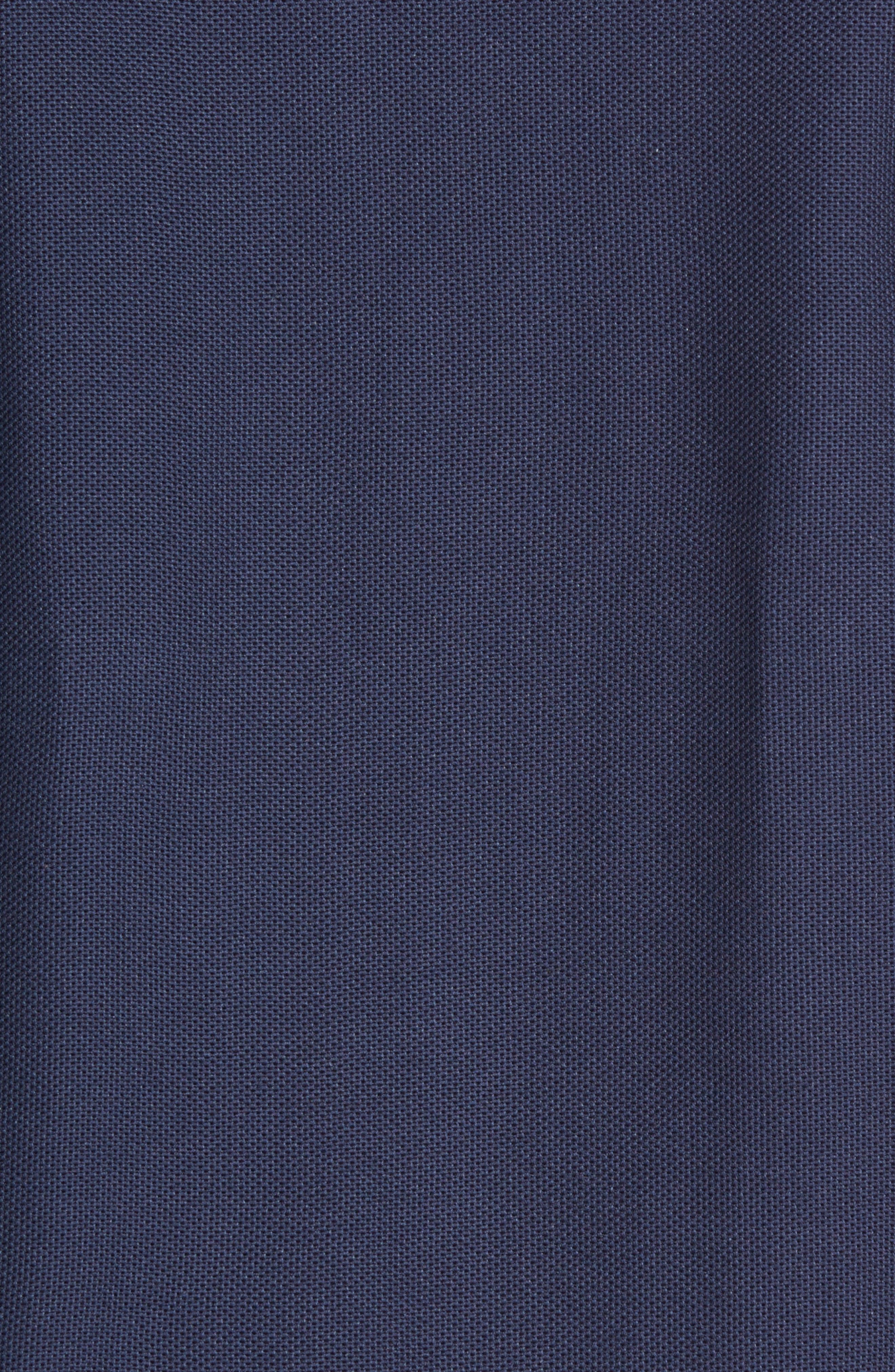 TOMMY BAHAMA, The Emfielder Piqué Polo, Alternate thumbnail 3, color, BLUE NOTE