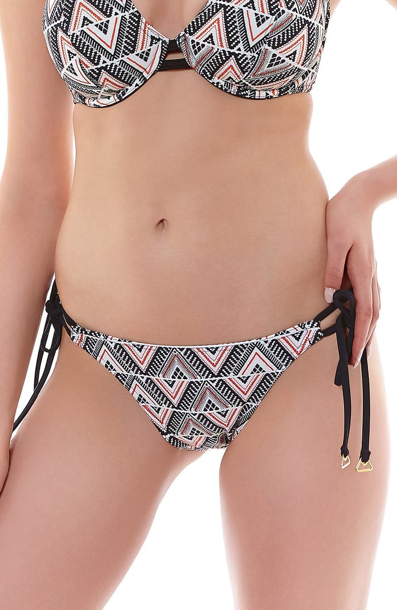 6ffda85ffeb FREYA 'Sphinx Rio' Side Tie Bikini Bottoms, Main, color, ...